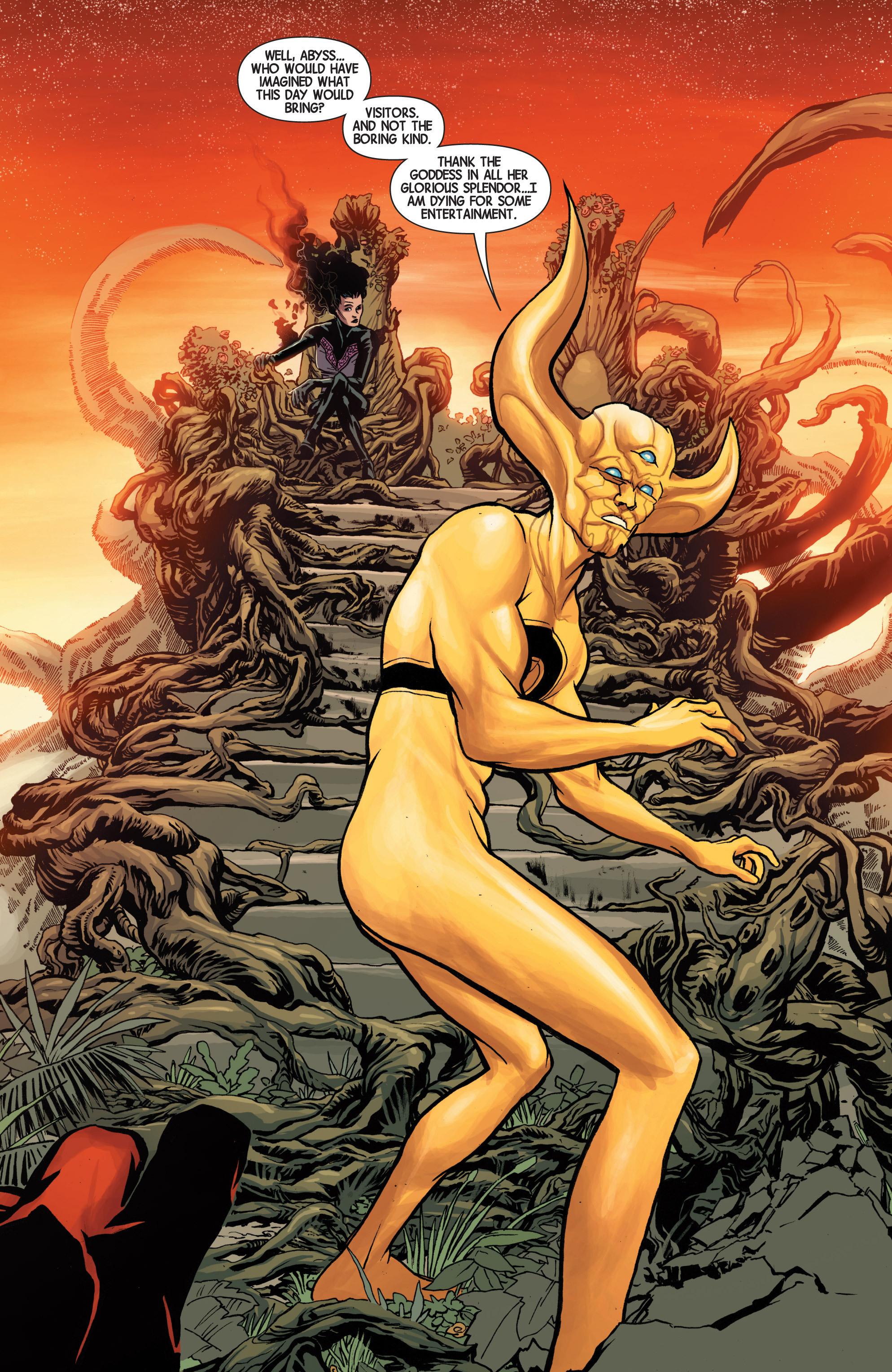 Read online Avengers (2013) comic -  Issue #Avengers (2013) _TPB 3 - 143