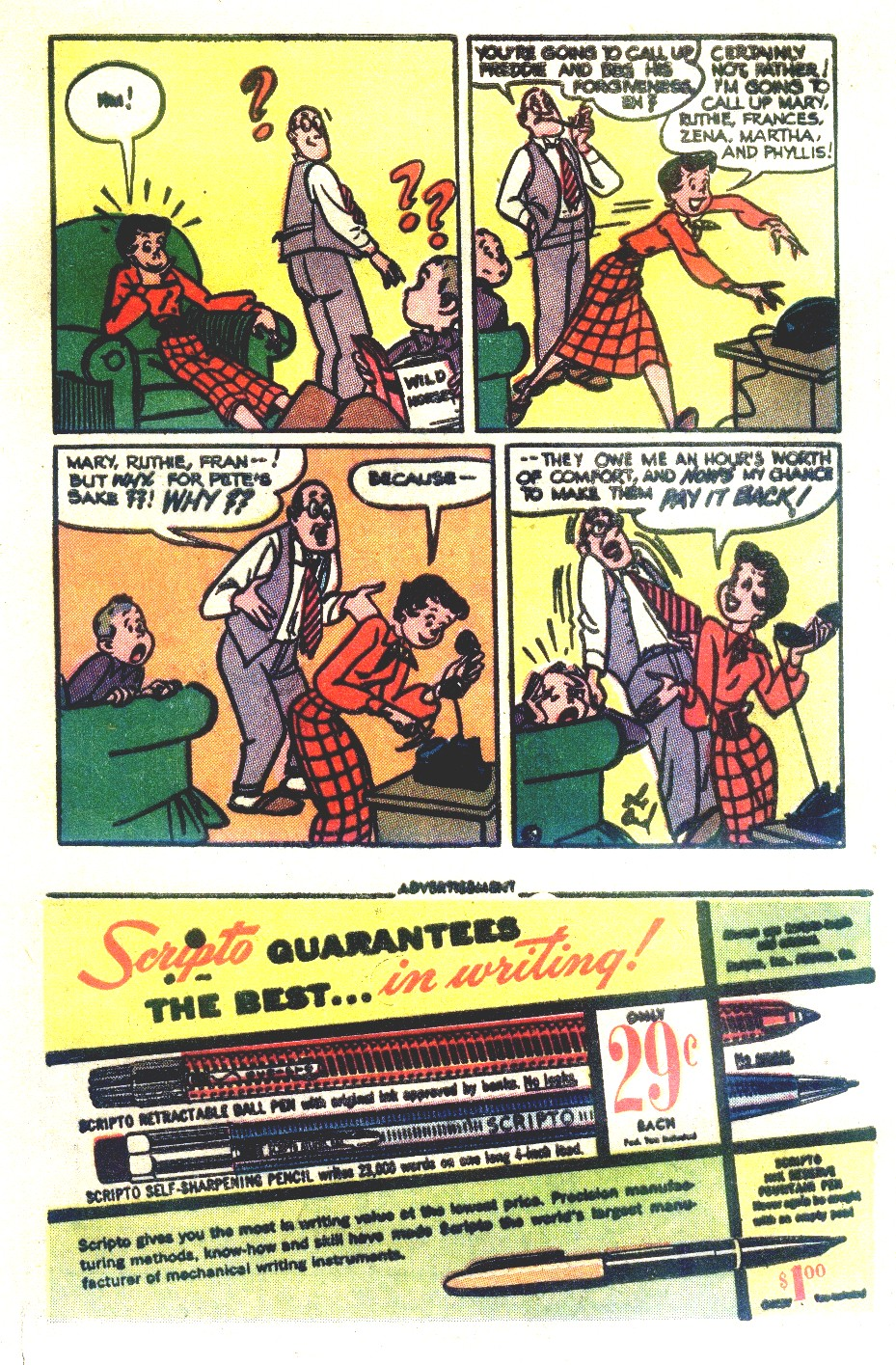 The Adventures of Bob Hope issue 27 - Page 41