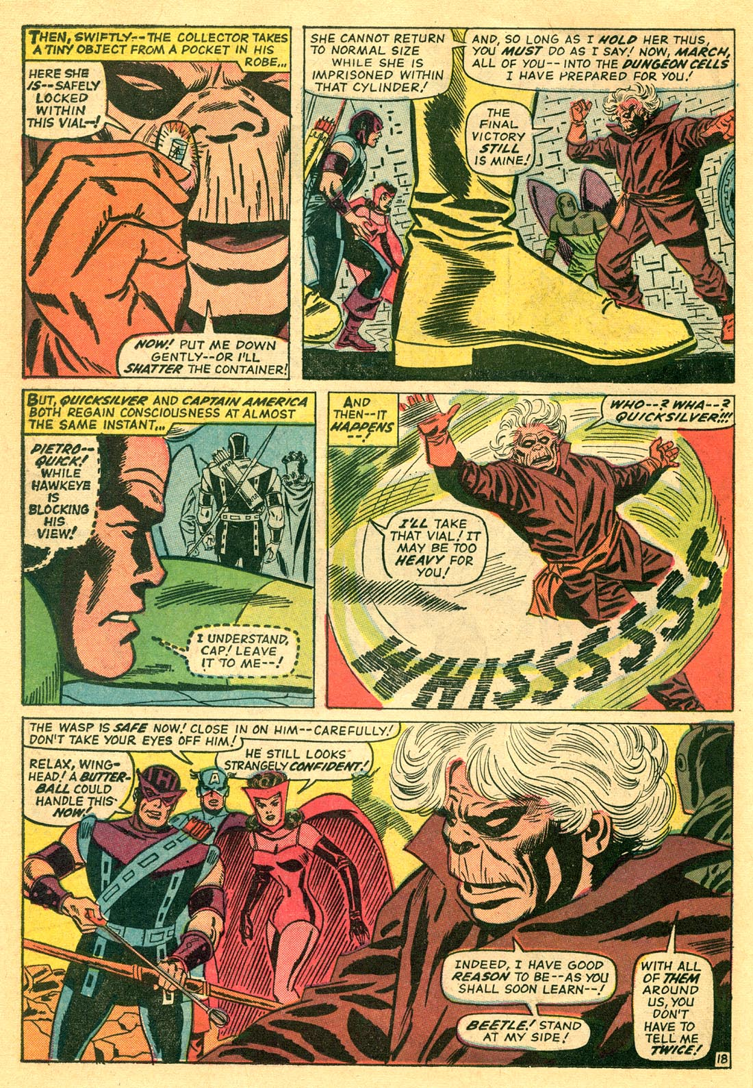 The Avengers (1963) 28 Page 25
