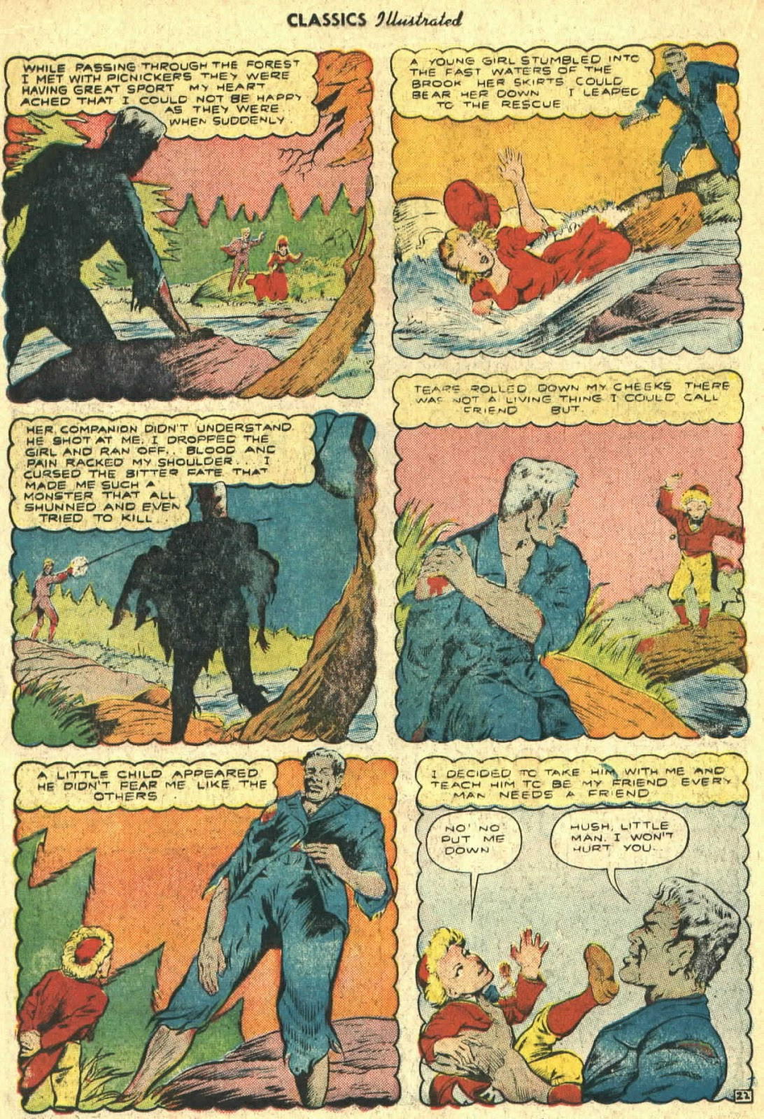 Classics Illustrated issue 26 - Page 24