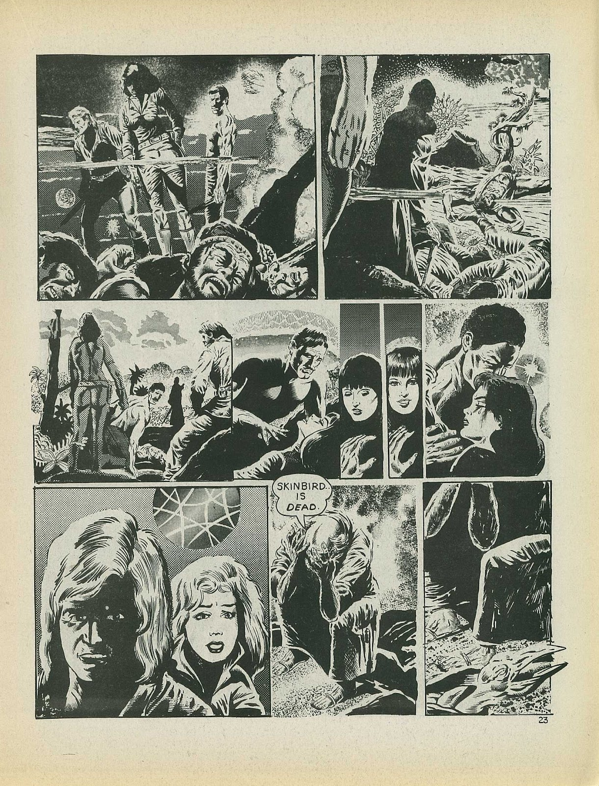 Star Fighters issue 4 - Page 24