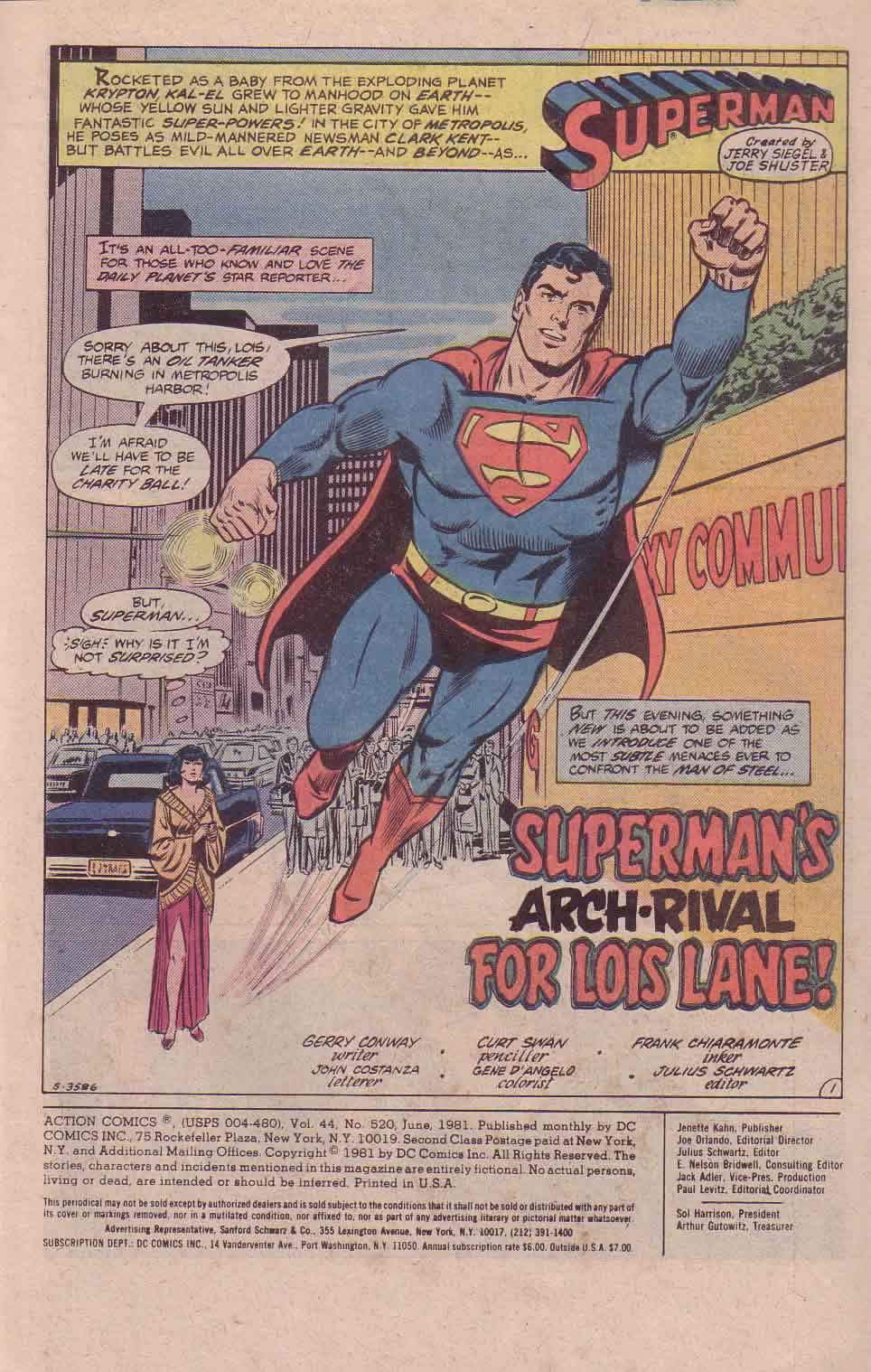 Read online Action Comics (1938) comic -  Issue #520 - 2
