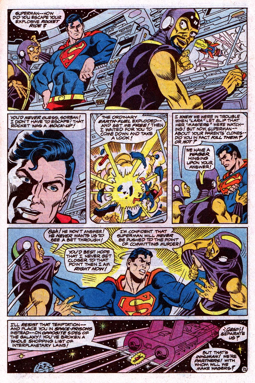 Read online Action Comics (1938) comic -  Issue #582 - 31