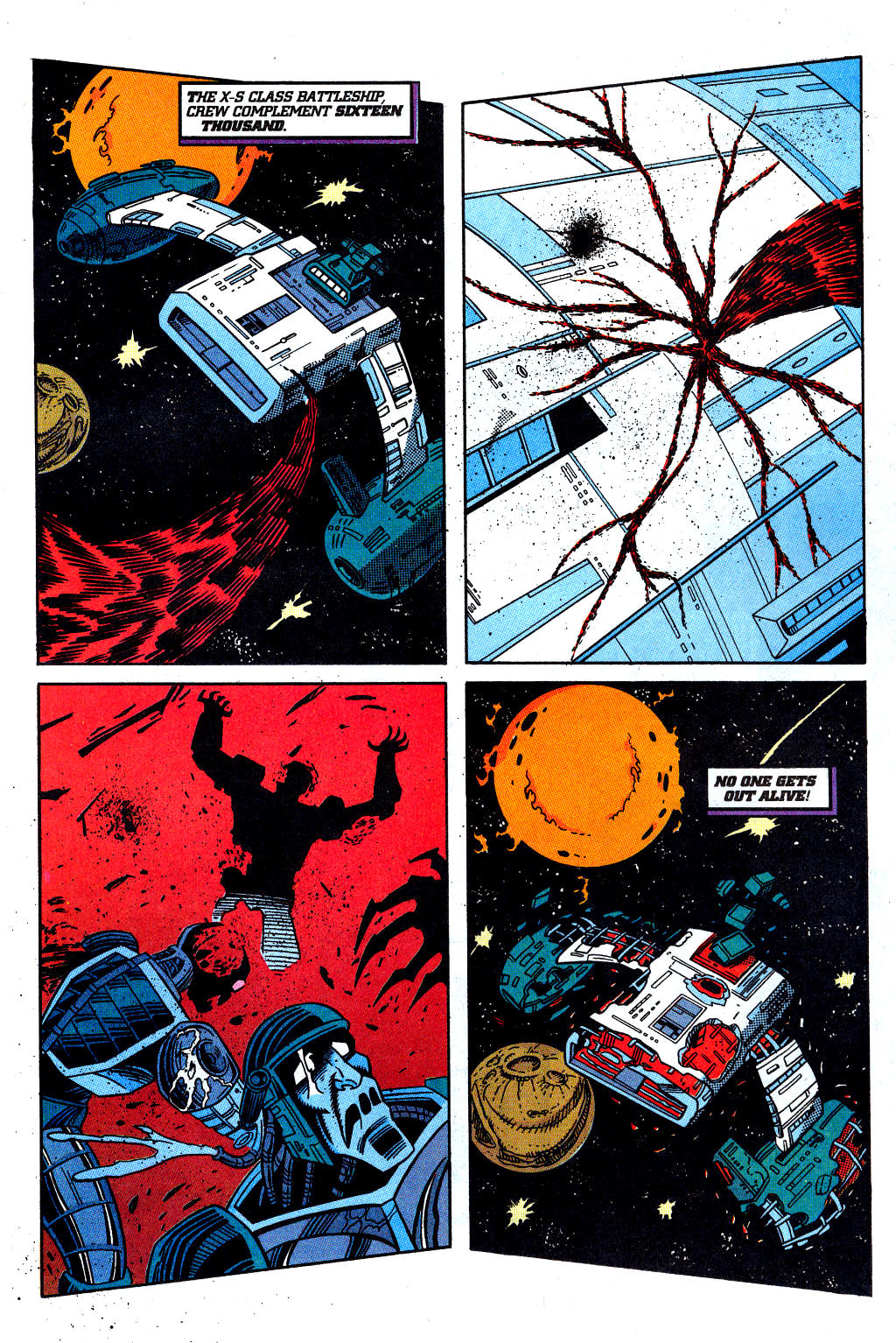Read online Transformers: Generation 2 comic -  Issue #12 - 7