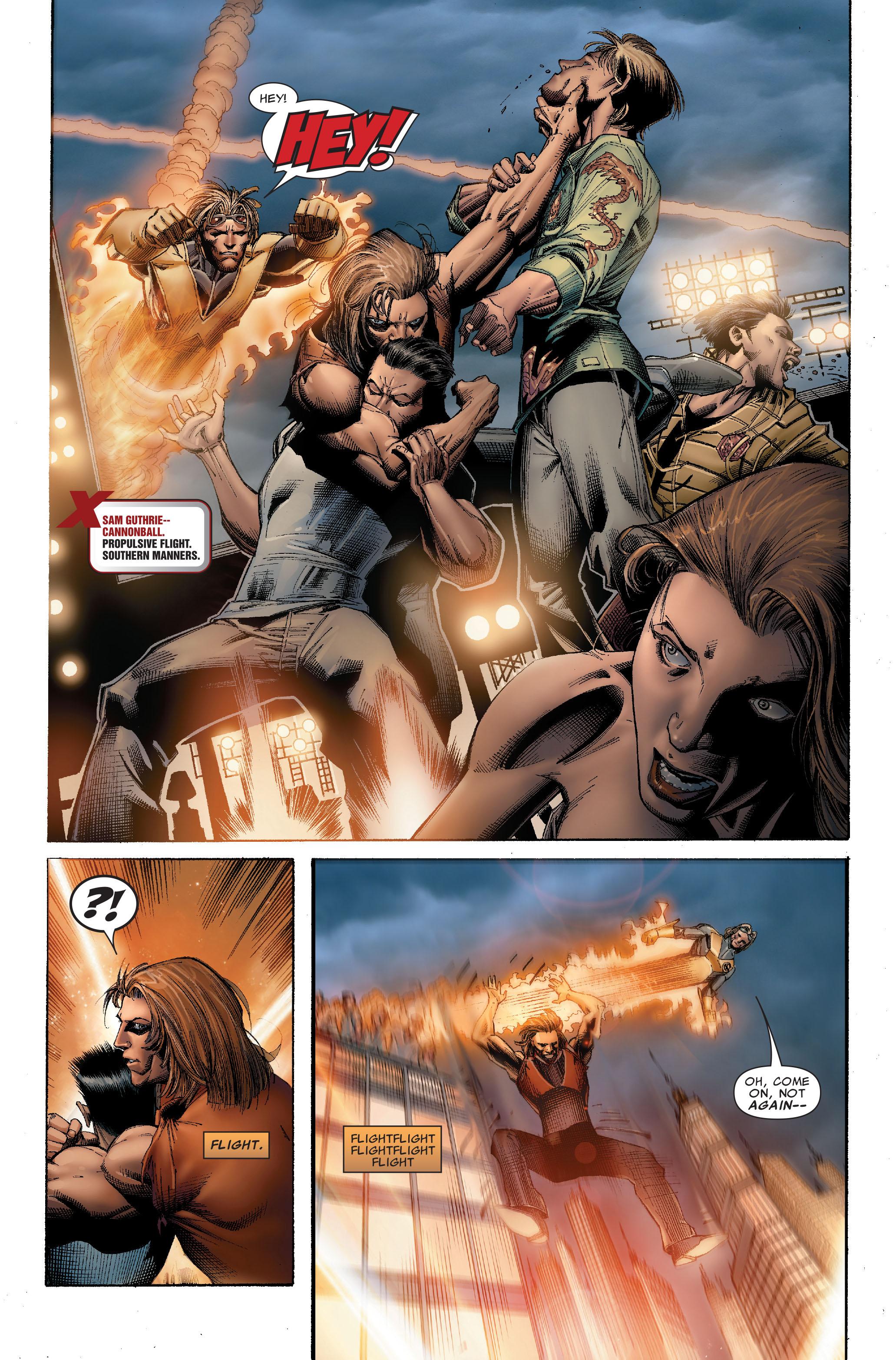 Read online Uncanny X-Men (1963) comic -  Issue #529 - 5