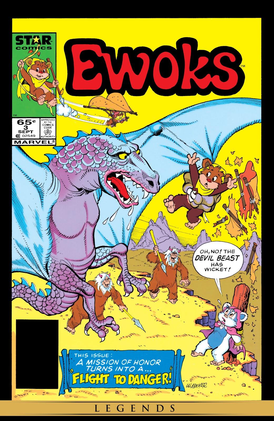 Ewoks 3 Page 1