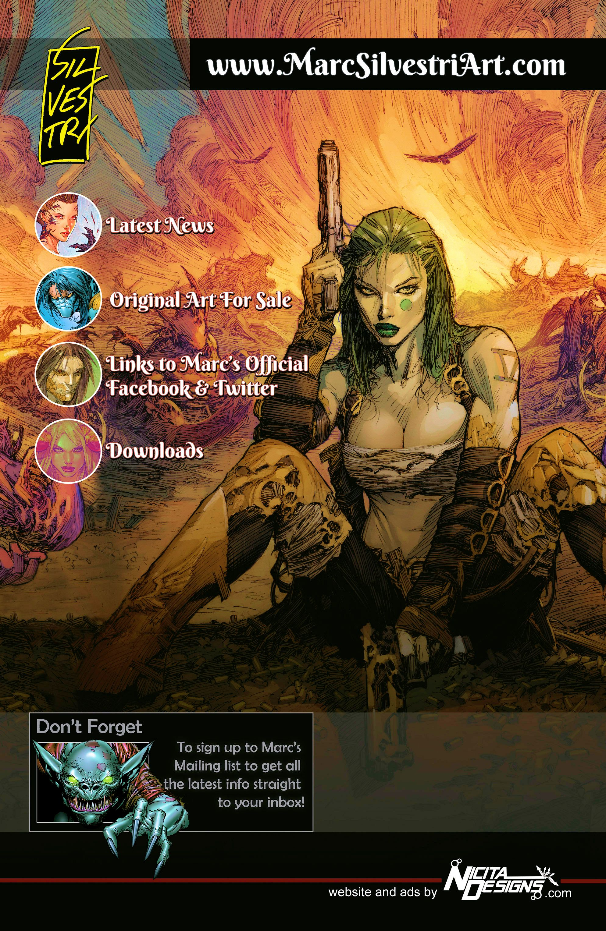 Read online Aphrodite IX (2013) comic -  Issue #4 - 30