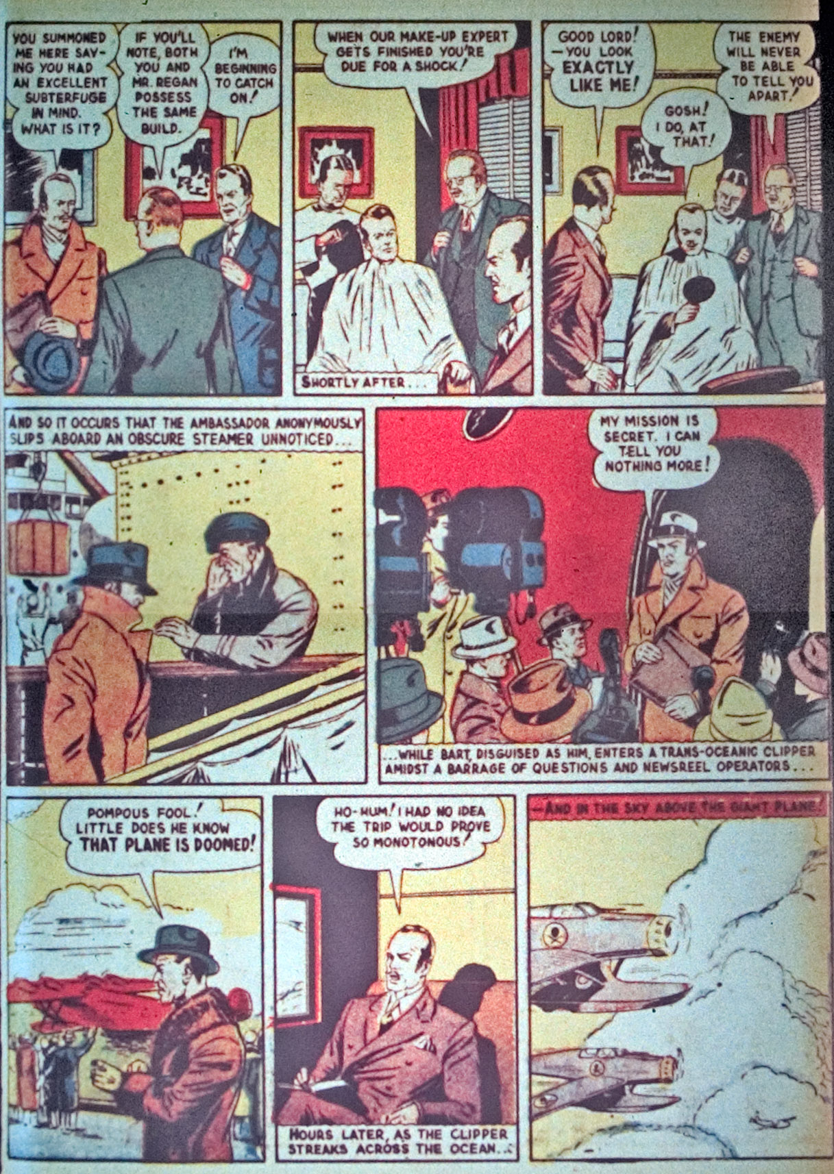 Read online Detective Comics (1937) comic -  Issue #34 - 15