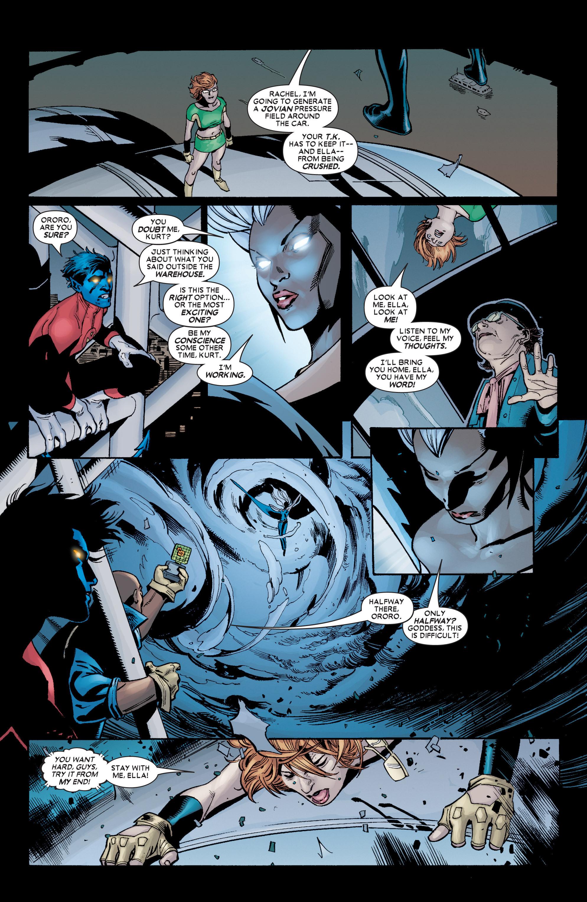 Read online Uncanny X-Men (1963) comic -  Issue #449 - 19