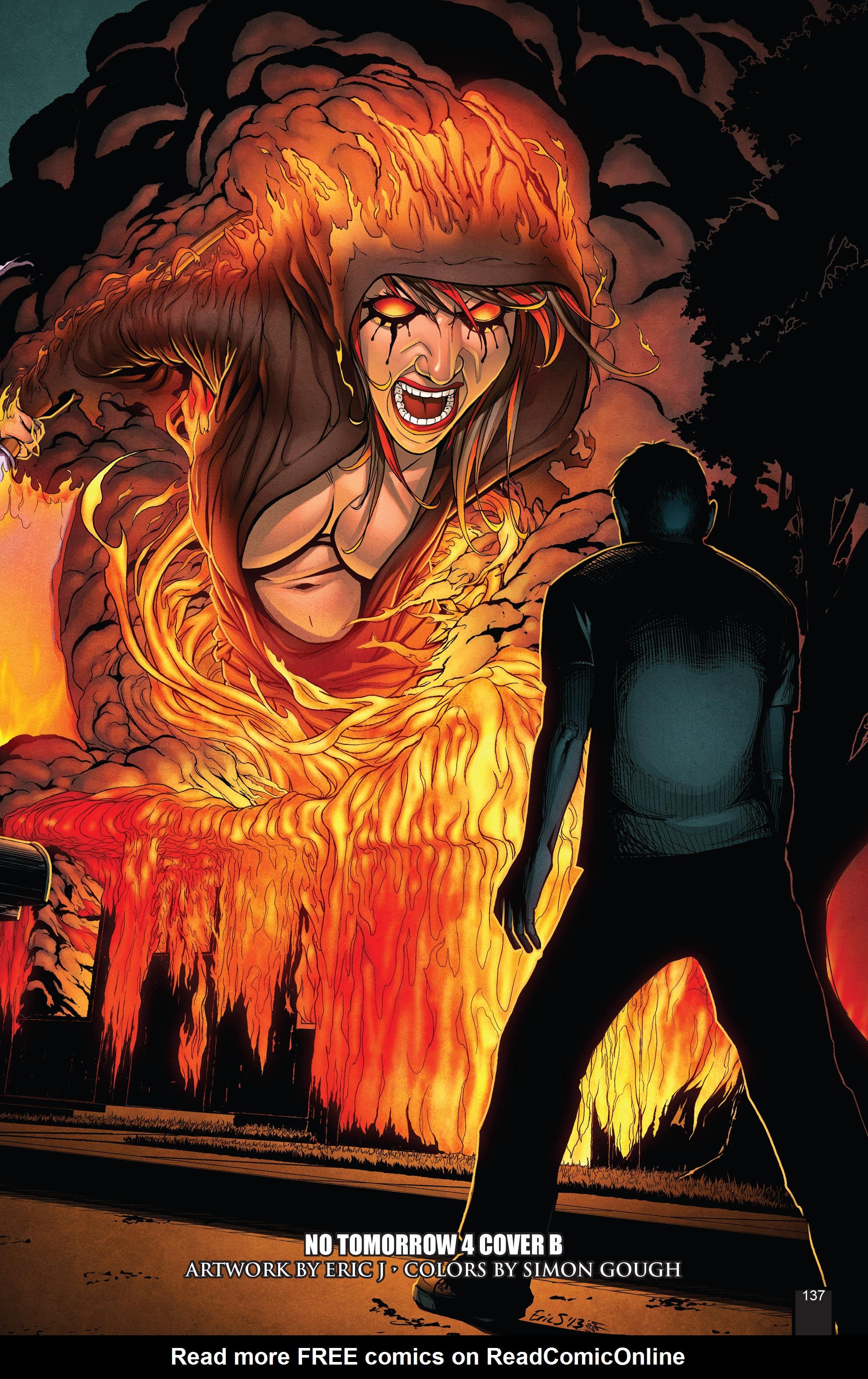 Read online Grimm Fairy Tales presents No Tomorrow comic -  Issue # TPB - 127