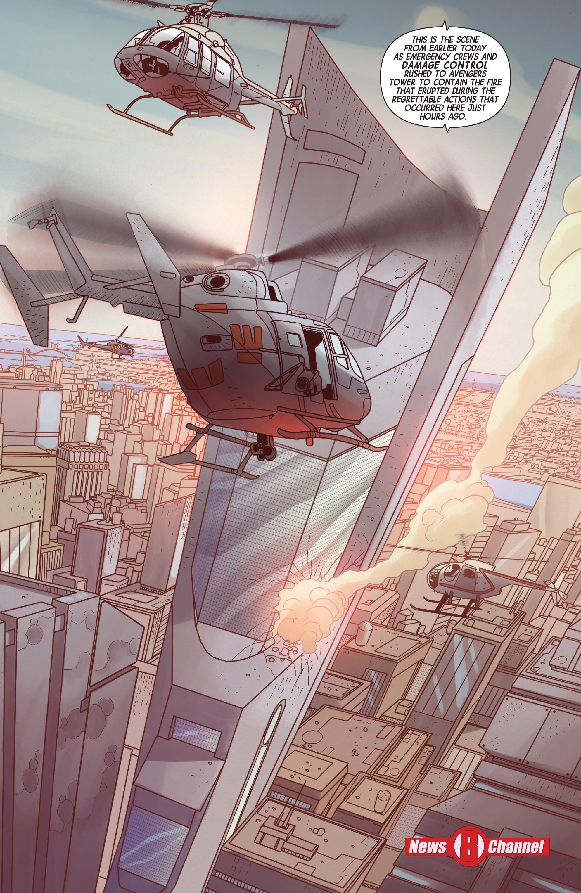 Read online Avengers (2013) comic -  Issue #Avengers (2013) _TPB 5 - 135