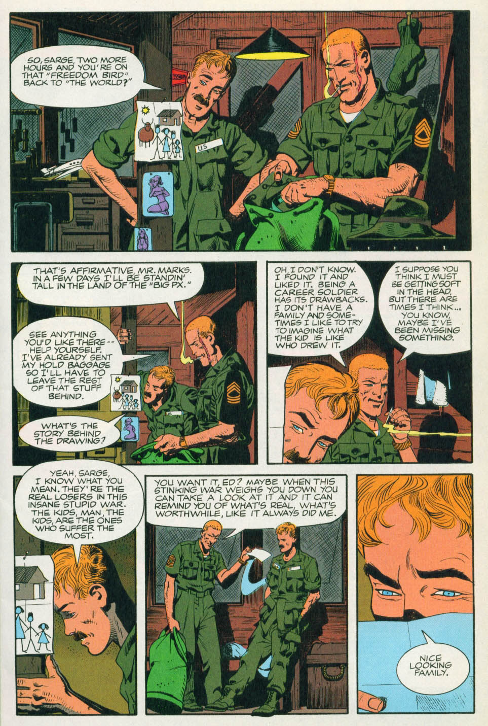 The Nam #84 #84 - English 2