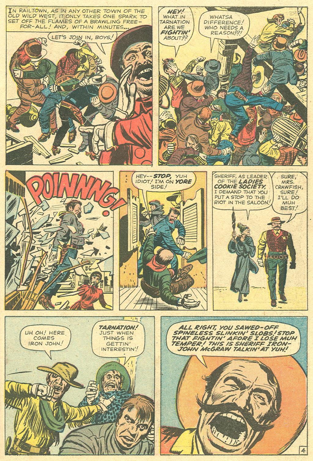 Comic The Rawhide Kid issue 30
