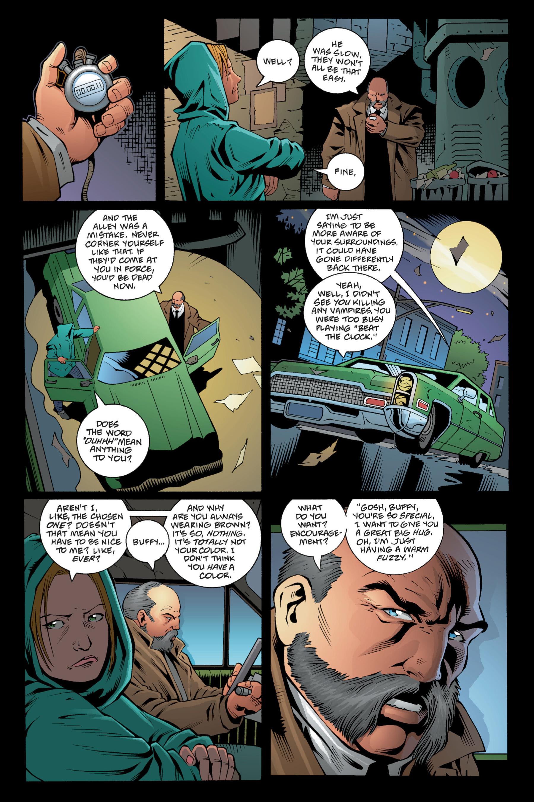 Read online Buffy the Vampire Slayer: Omnibus comic -  Issue # TPB 1 - 70