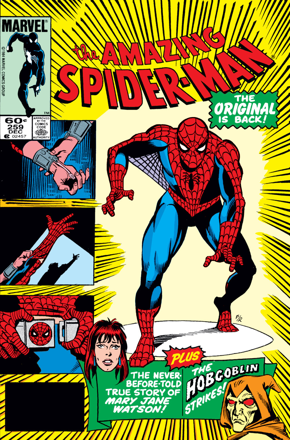 The Amazing Spider-Man (1963) 259 Page 0