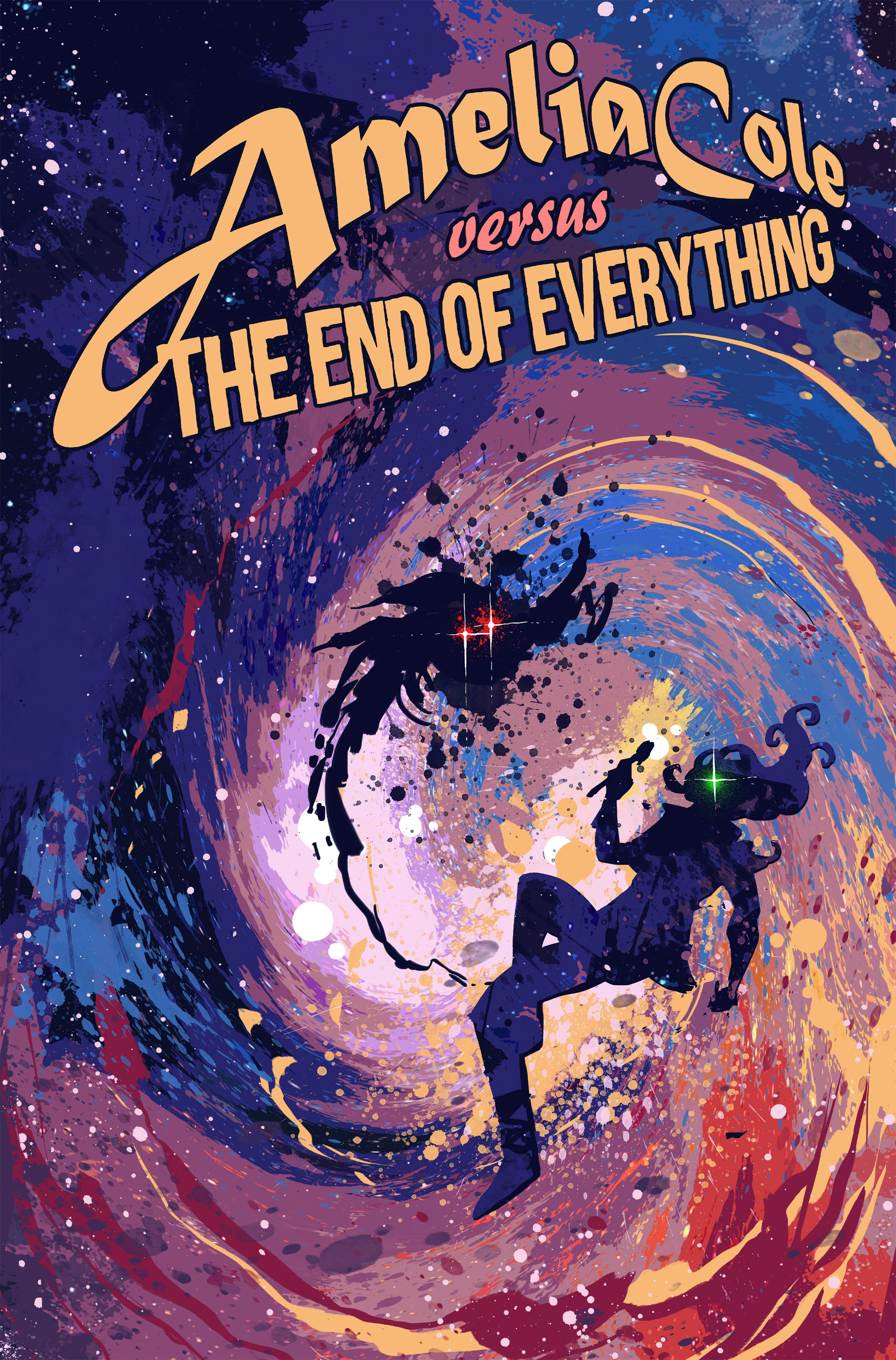 Amelia Cole Versus The End of Everything 26 Page 1