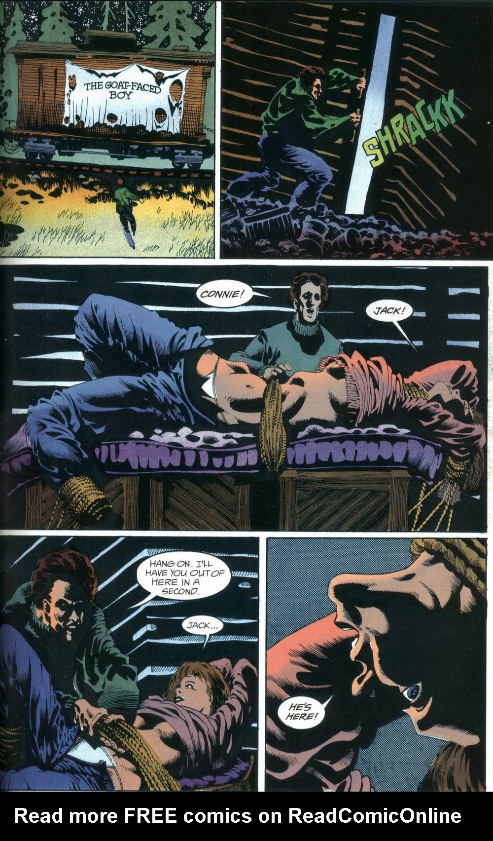 Read online Deadman: Love After Death comic -  Issue #2 - 19