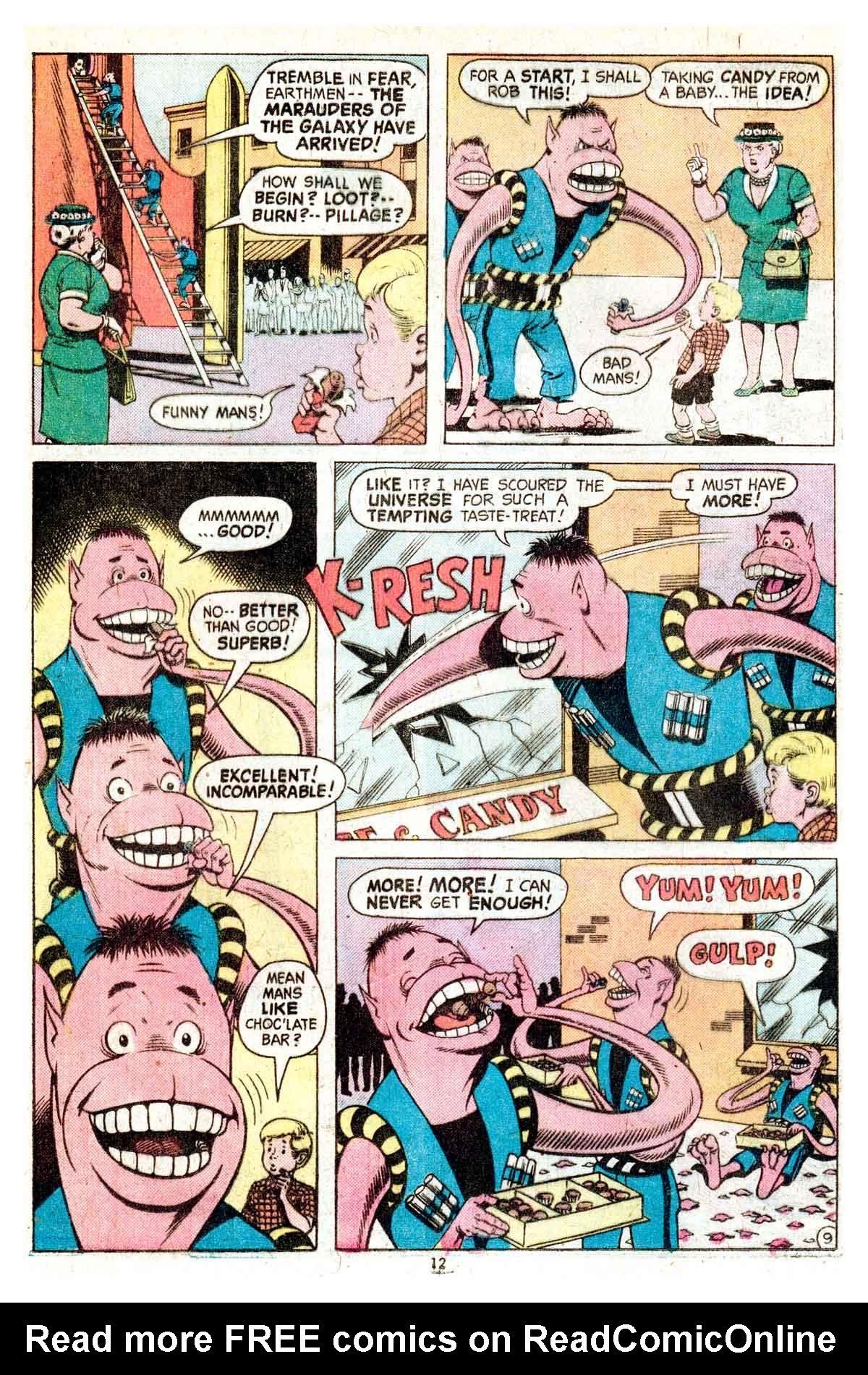 Read online Shazam! (1973) comic -  Issue #17 - 12