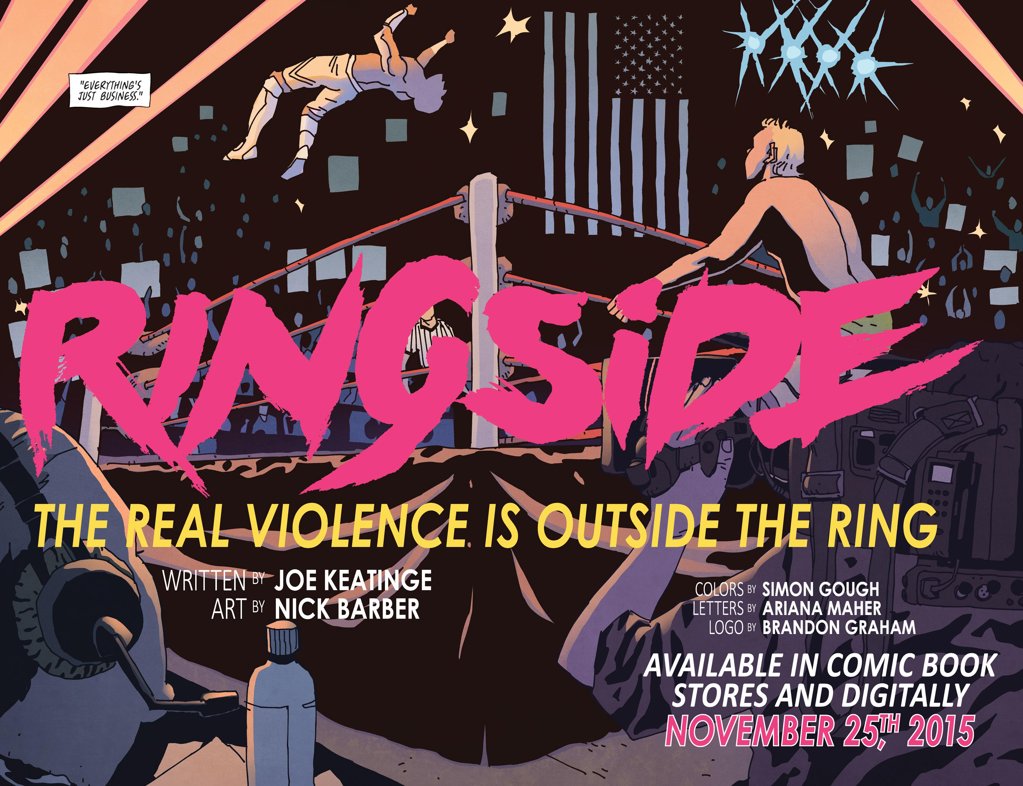 Read online Shutter comic -  Issue #16 - 27