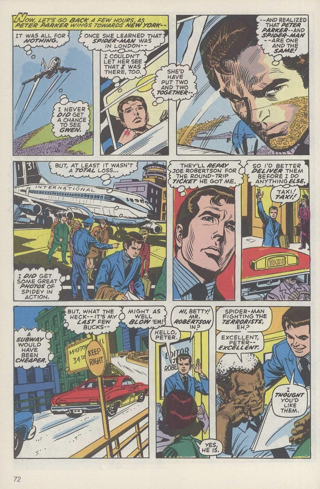 The Amazing Spider-Man (1979) issue TPB - Page 74