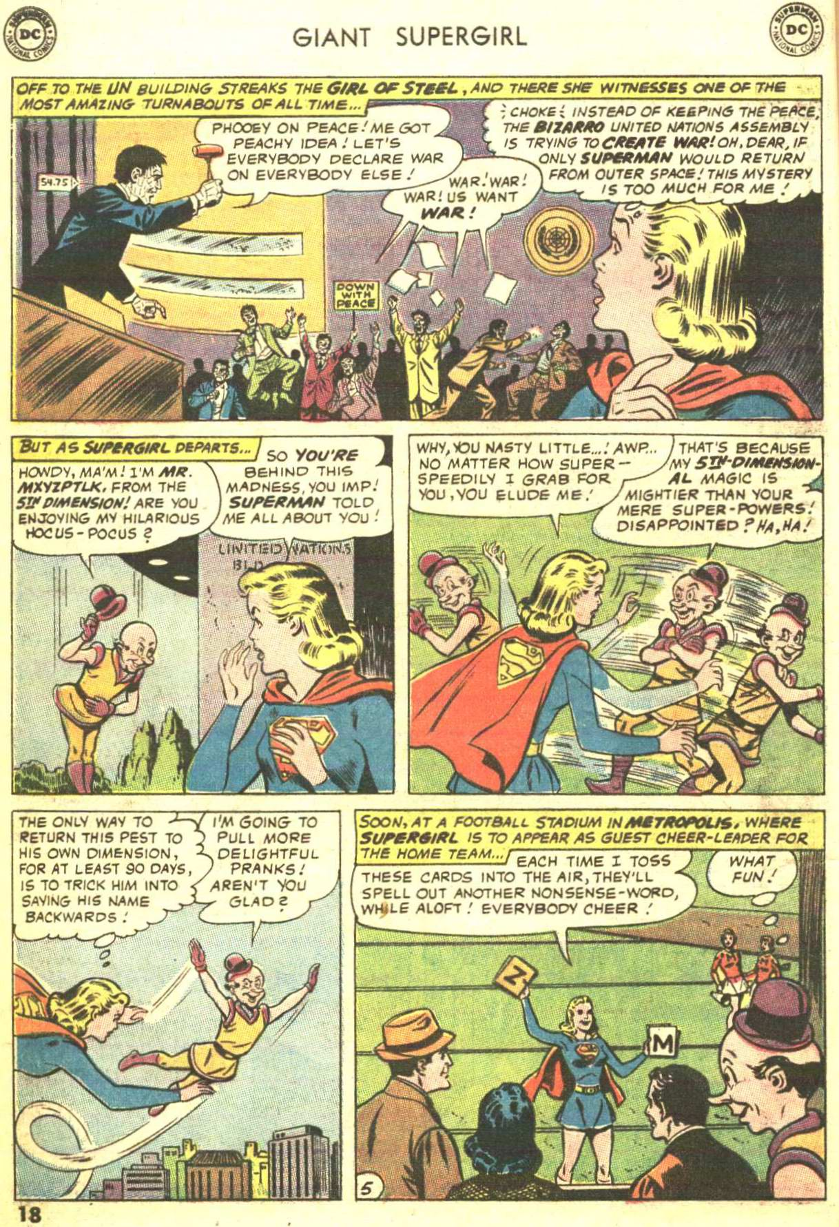Read online Action Comics (1938) comic -  Issue #373 - 18