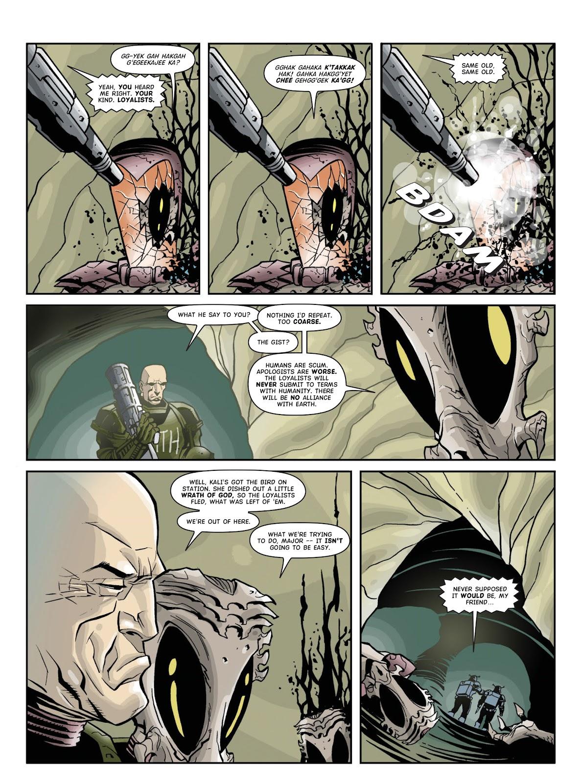 Judge Dredd Megazine (Vol. 5) Issue #381 #180 - English 87