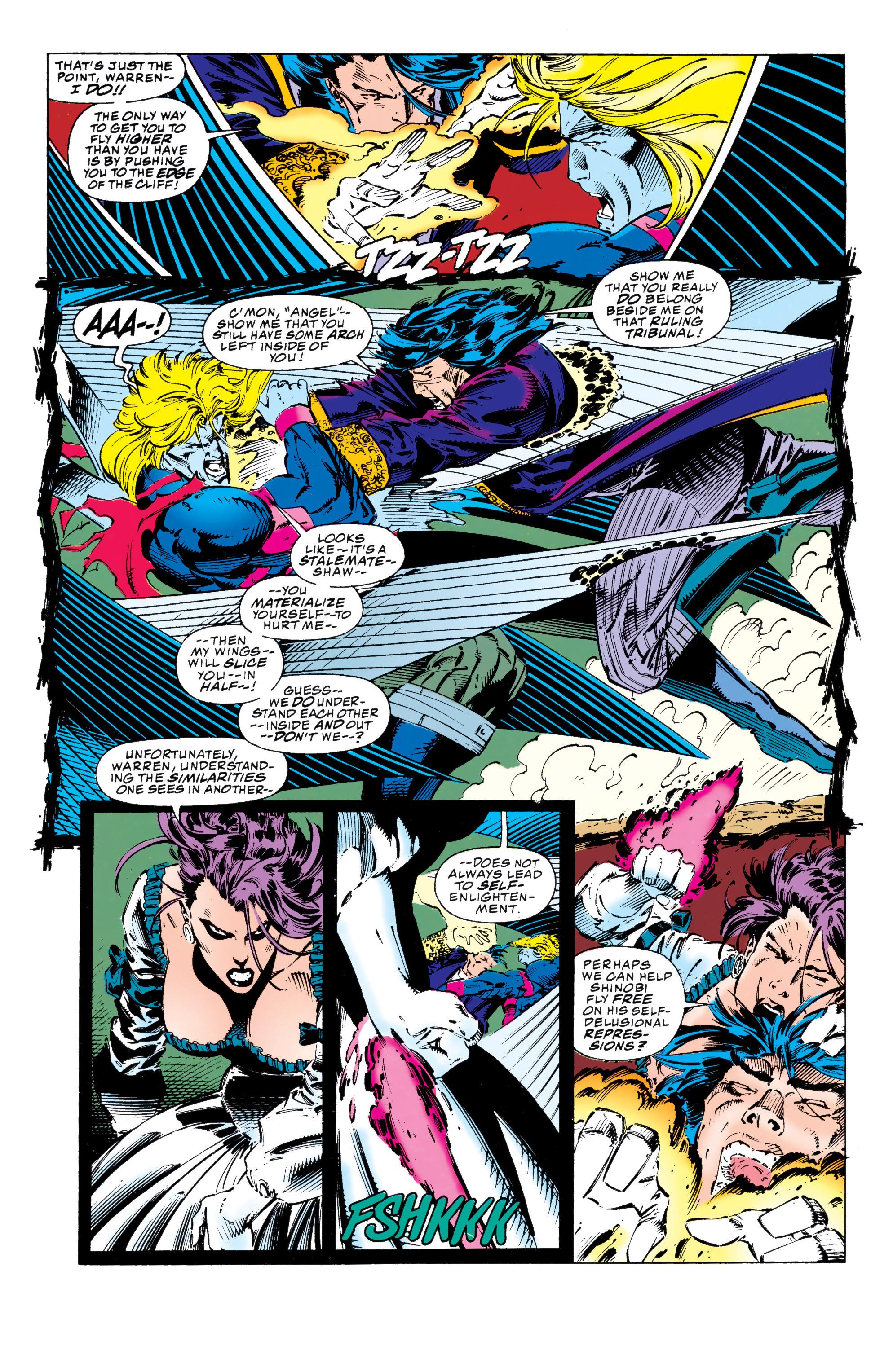 X-Men (1991) 29 Page 17