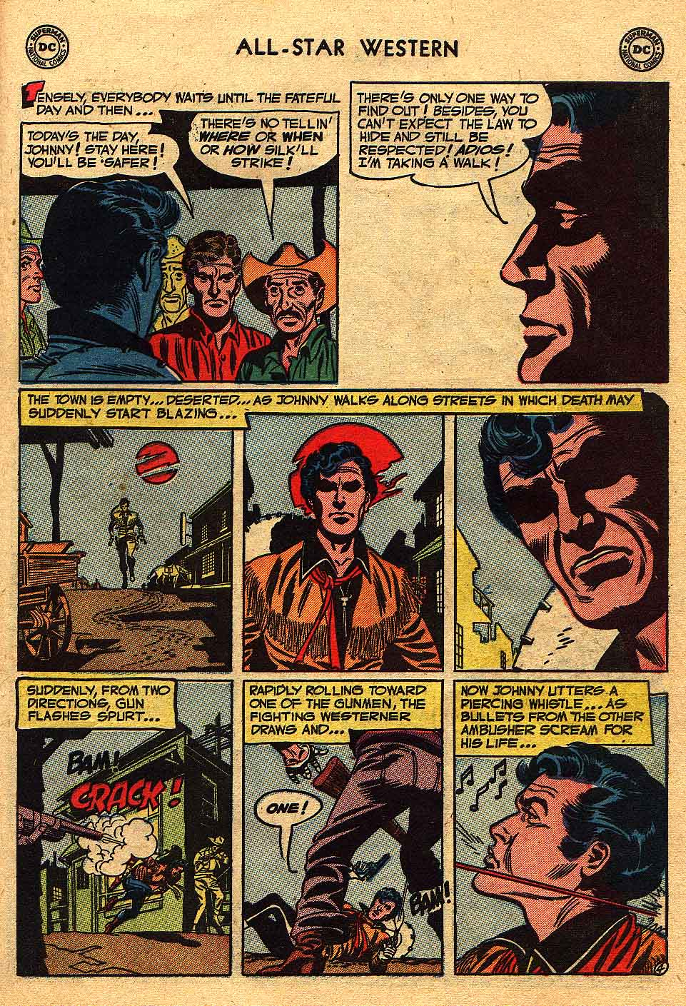 Read online All-Star Western (1951) comic -  Issue #70 - 31