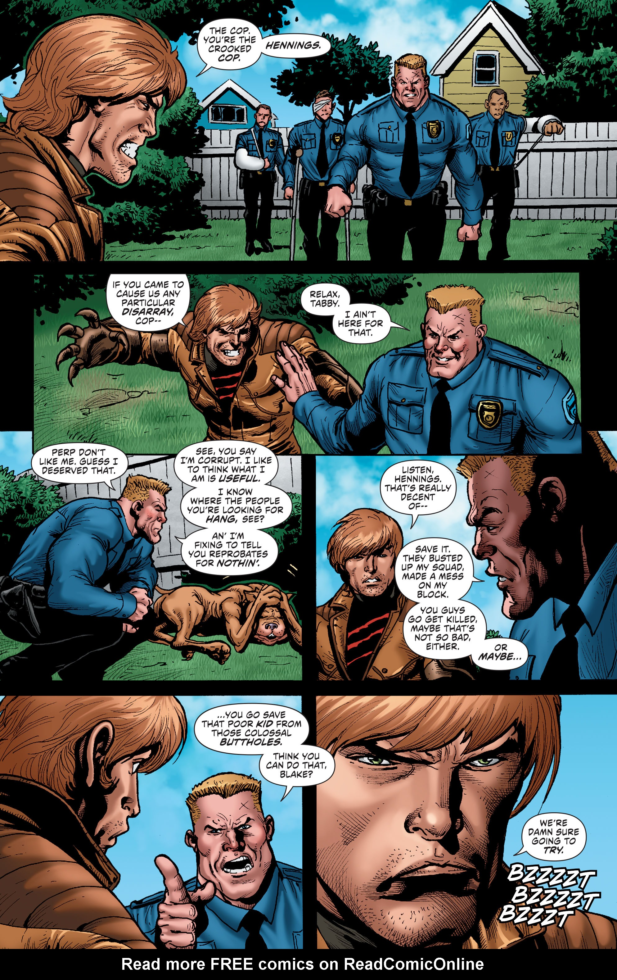 Read online Secret Six (2015) comic -  Issue #13 - 8