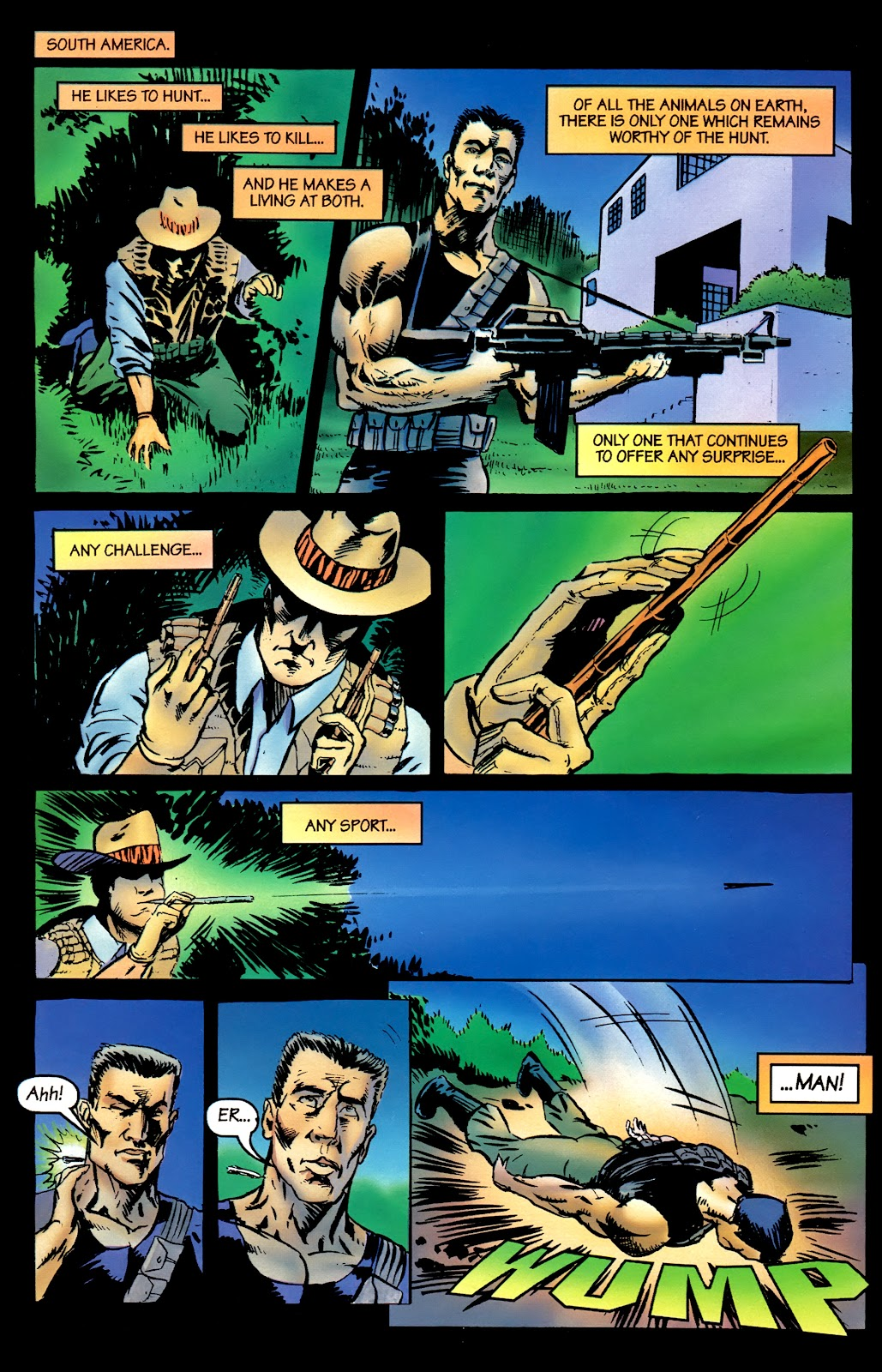 Read online Perg comic -  Issue #3 - 12