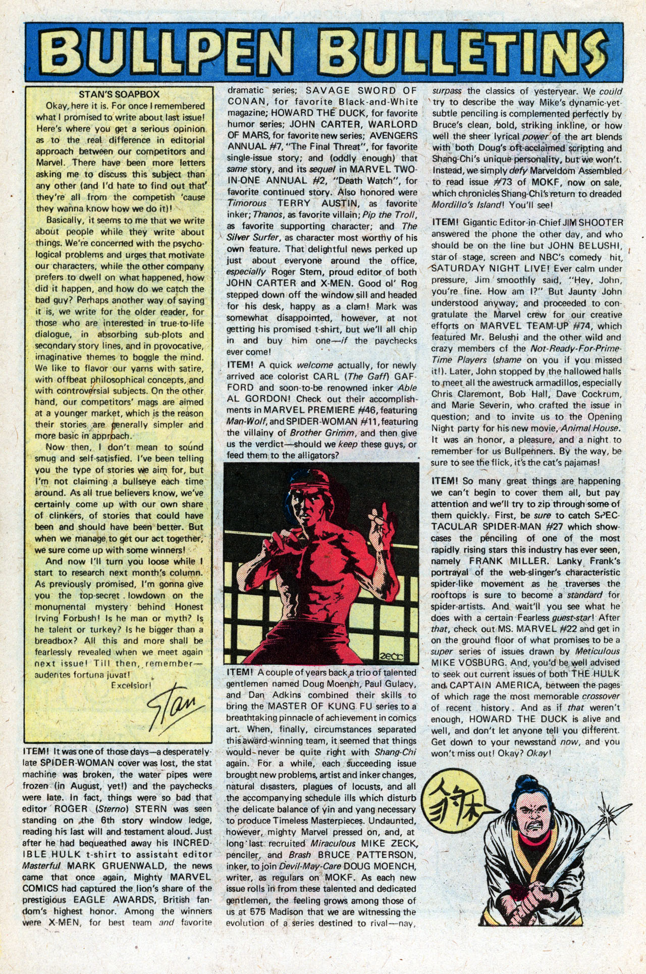 Read online Scooby-Doo (1977) comic -  Issue #9 - 30
