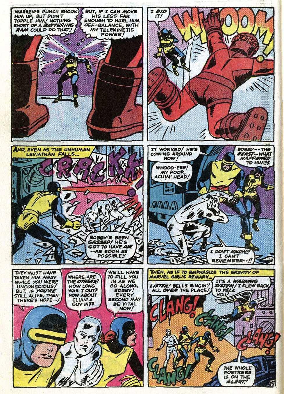 Uncanny X-Men (1963) 68 Page 41