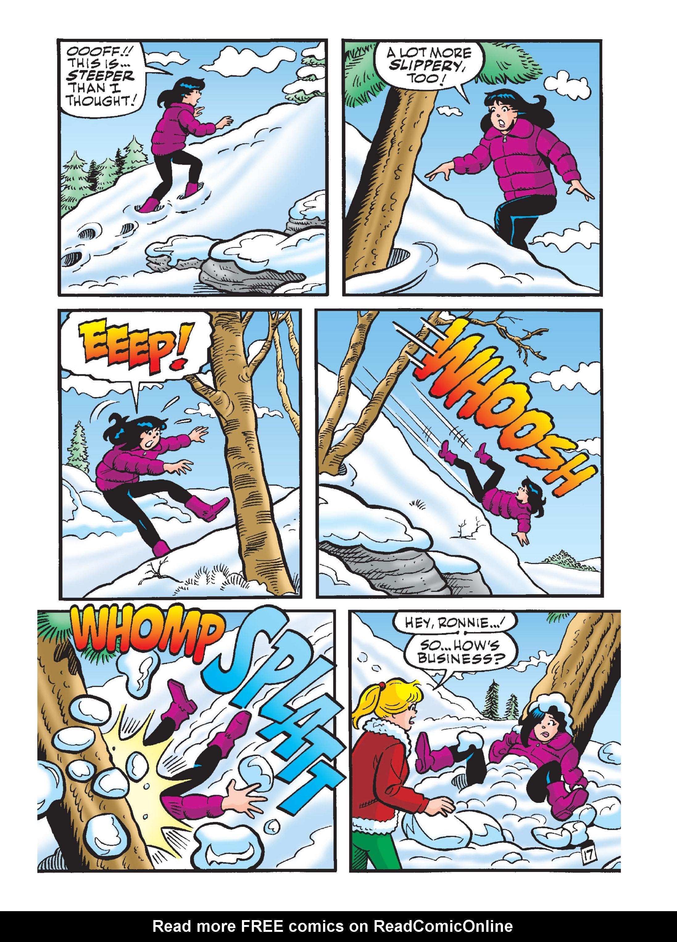 Read online Archie 1000 Page Comics Blowout! comic -  Issue # TPB (Part 1) - 186