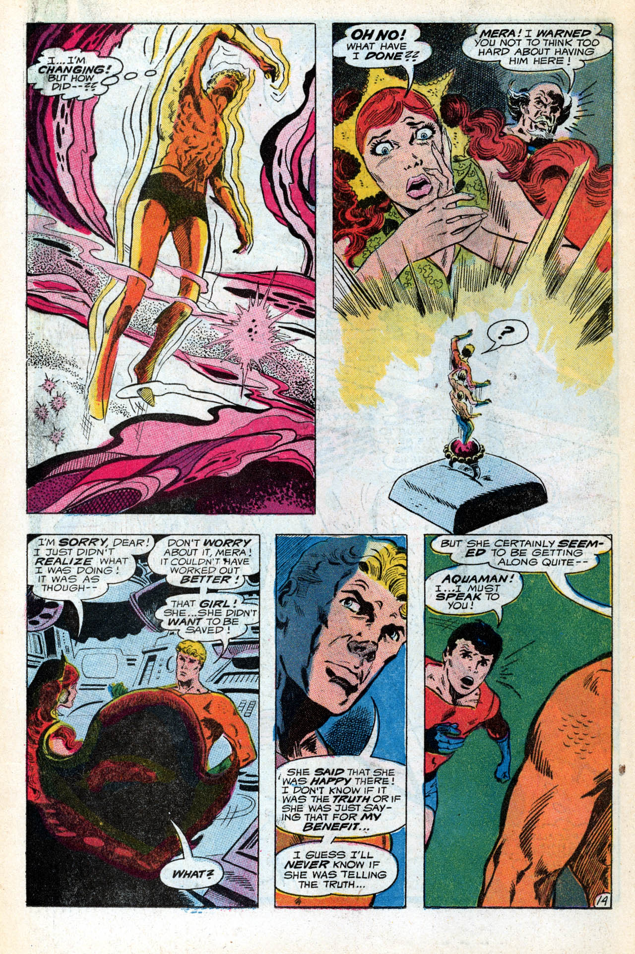 Read online Aquaman (1962) comic -  Issue #55 - 18