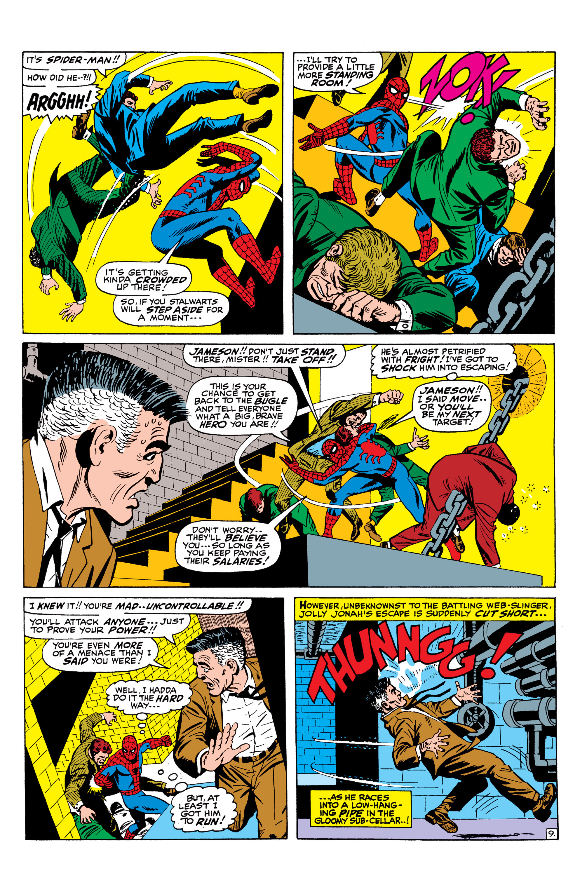 The Amazing Spider-Man (1963) 52 Page 9