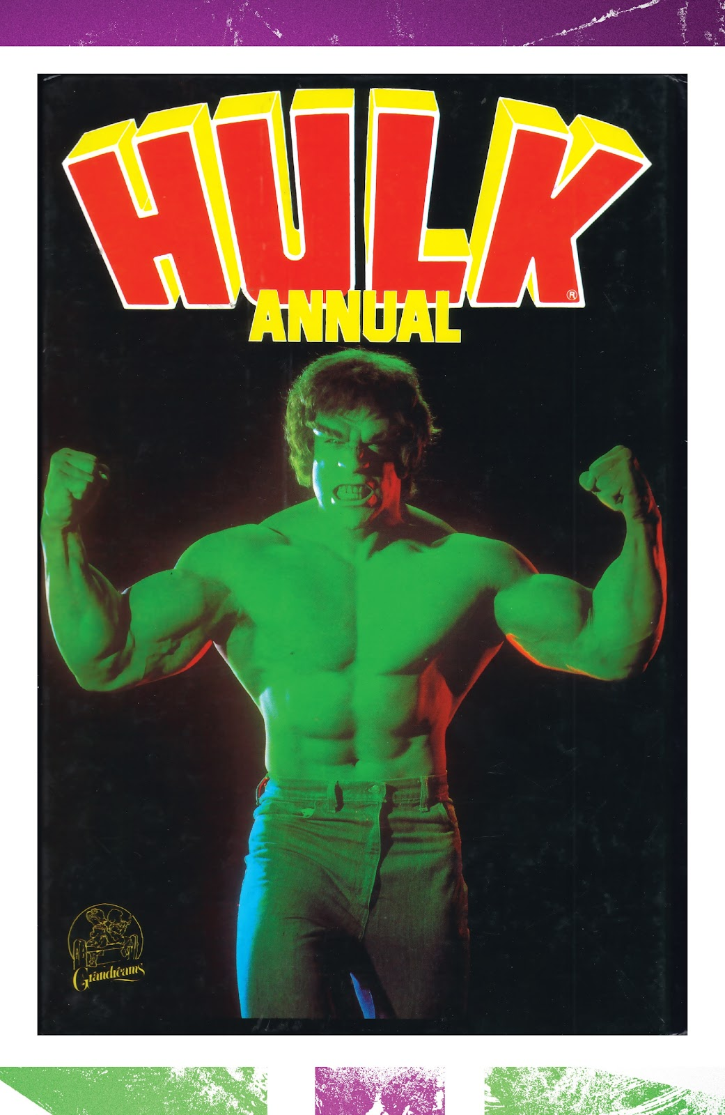 Read online Hulk: From The Marvel UK Vaults comic -  Issue # TPB (Part 2) - 67