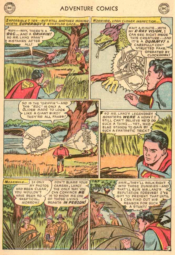 Read online Adventure Comics (1938) comic -  Issue #185 - 7