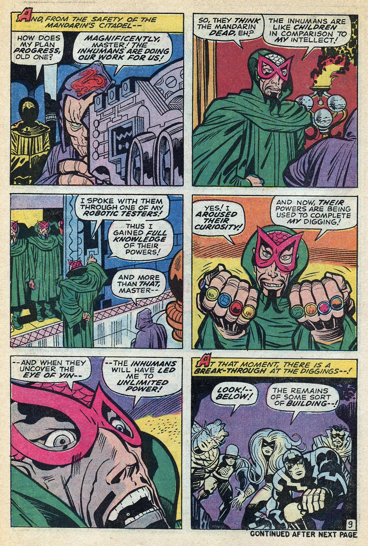 Read online Amazing Adventures (1970) comic -  Issue #3 - 14