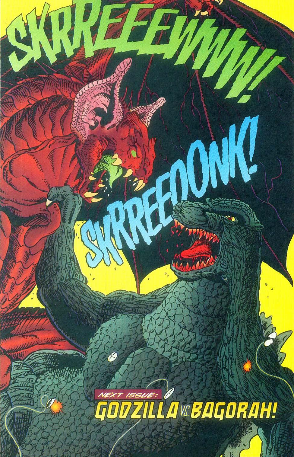 Godzilla (1995) Issue #3 #4 - English 26