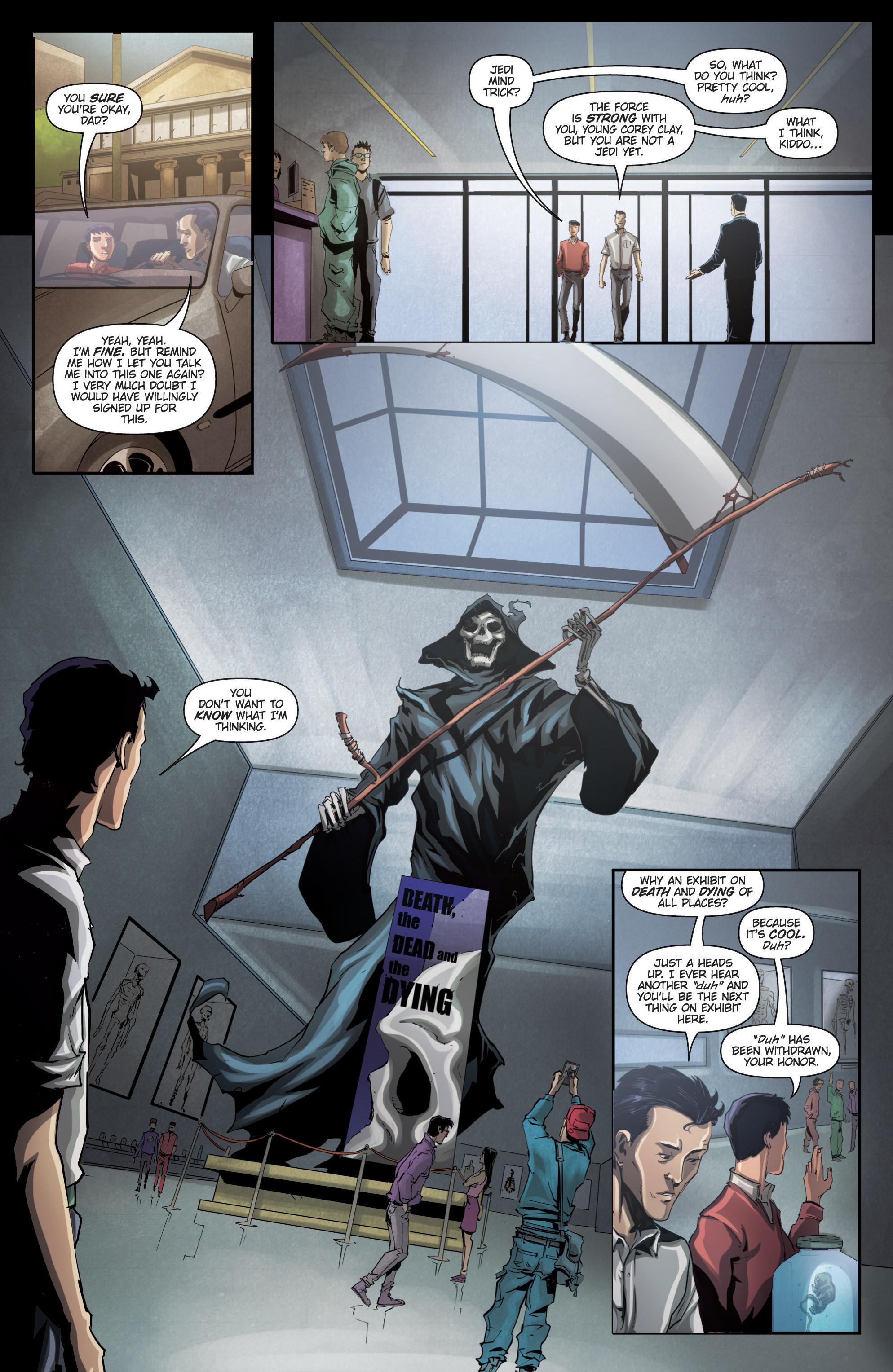 Read online Grimm Fairy Tales presents No Tomorrow comic -  Issue # TPB - 41