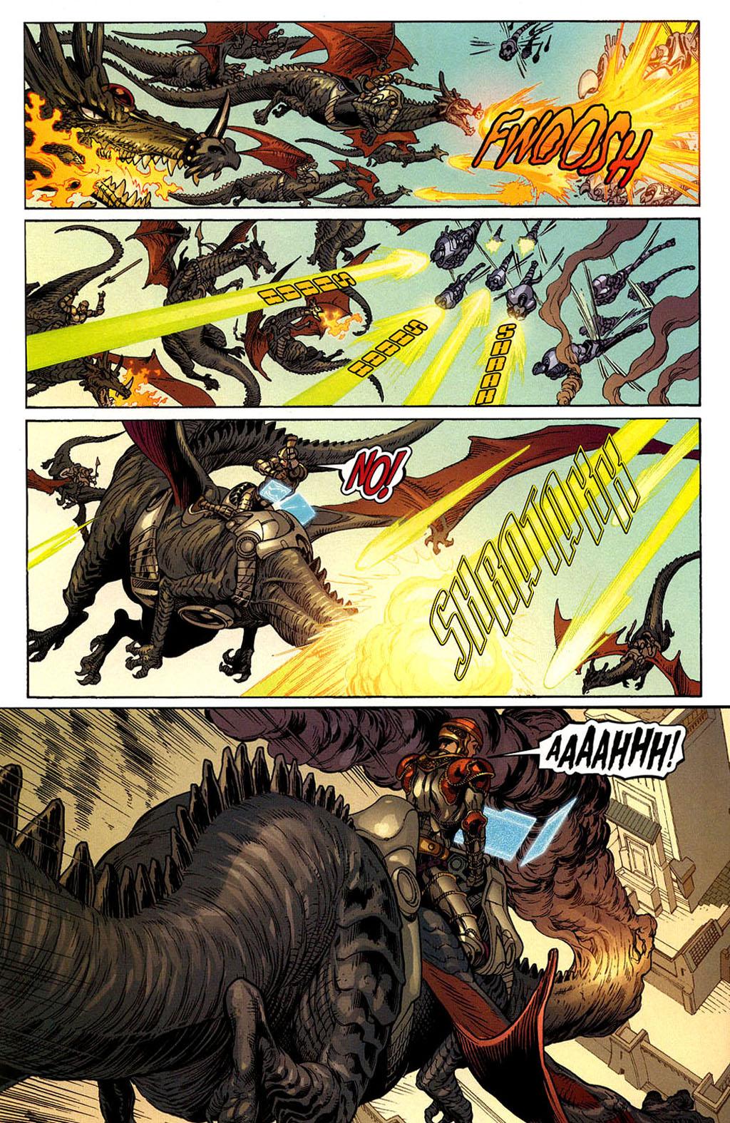 Read online Scion comic -  Issue #40 - 12
