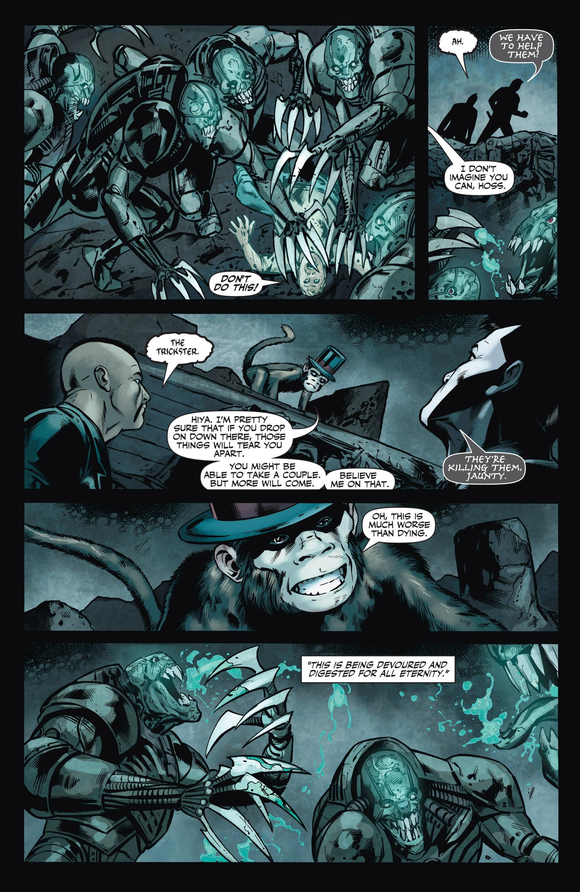 Read online Shadowman (2012) comic -  Issue #8 - 18