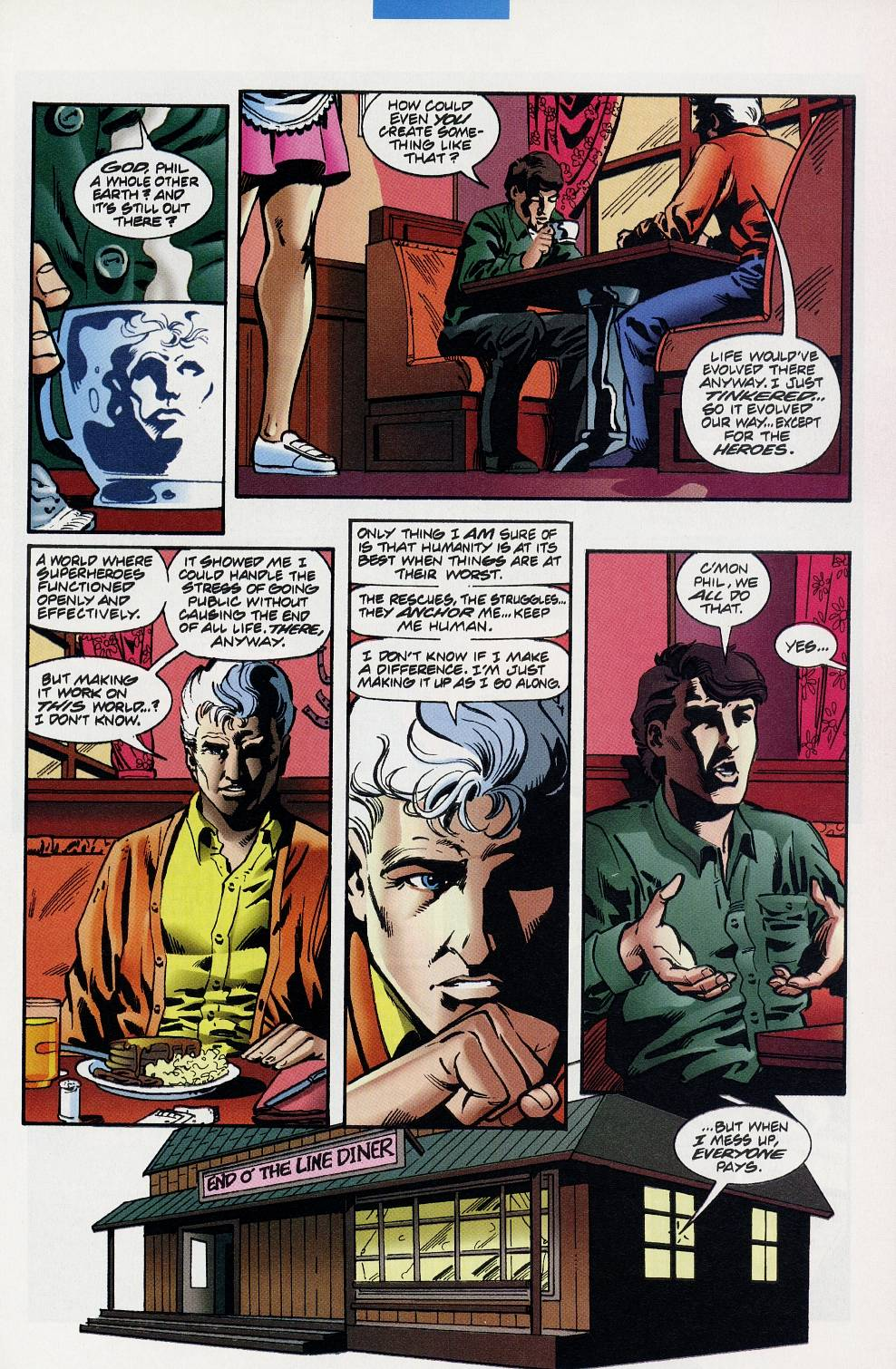 Read online Solar, Man of the Atom comic -  Issue #59 - 9