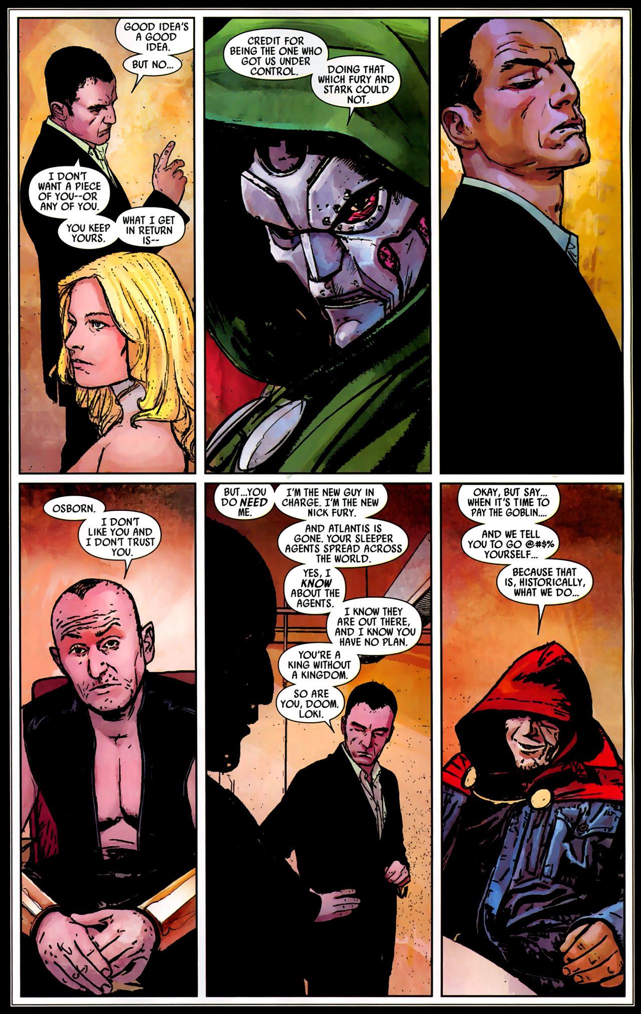 Read online Secret Invasion: Dark Reign comic -  Issue # Full - 13