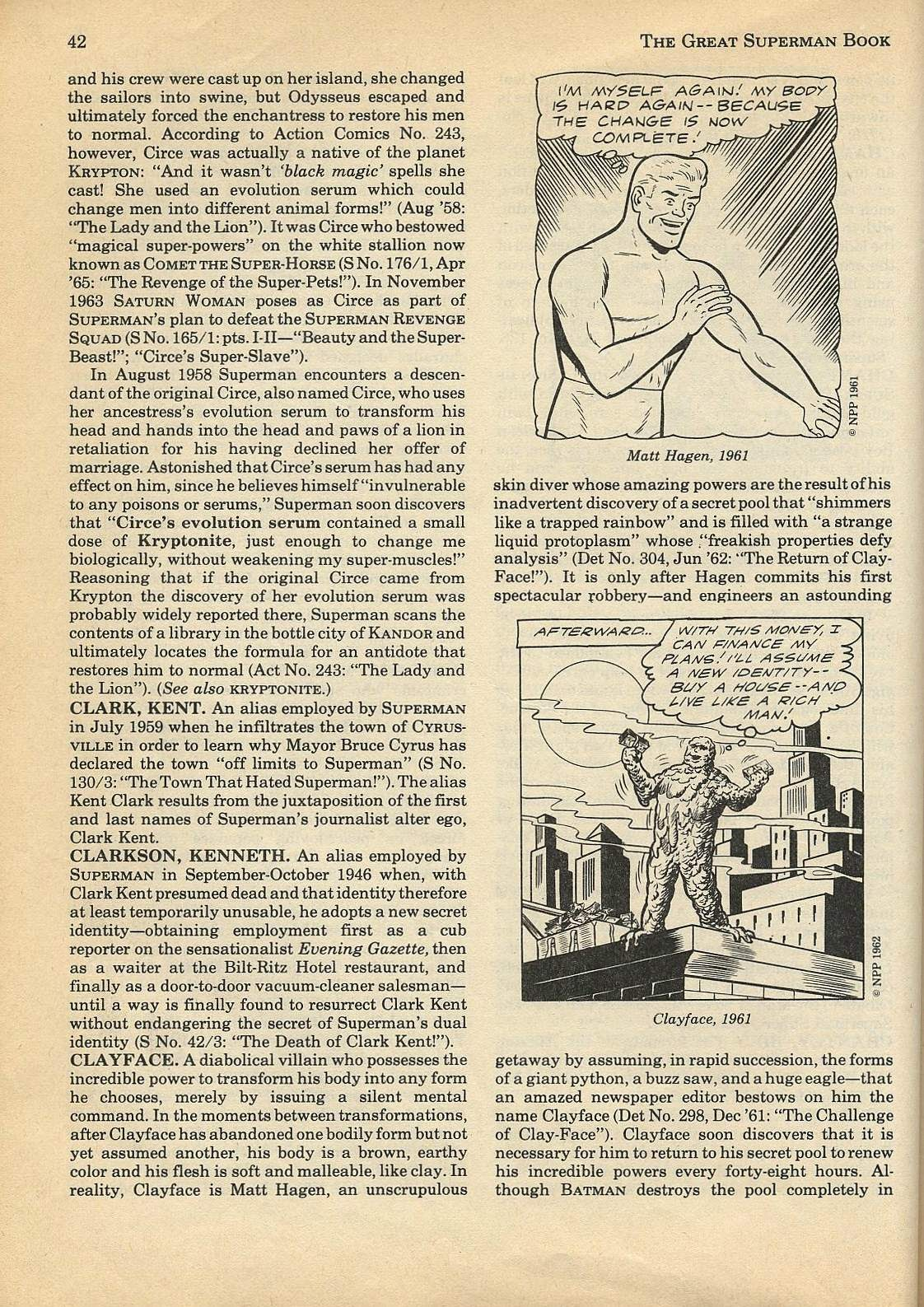 The Great Superman Book issue TPB (Part 1) - Page 60
