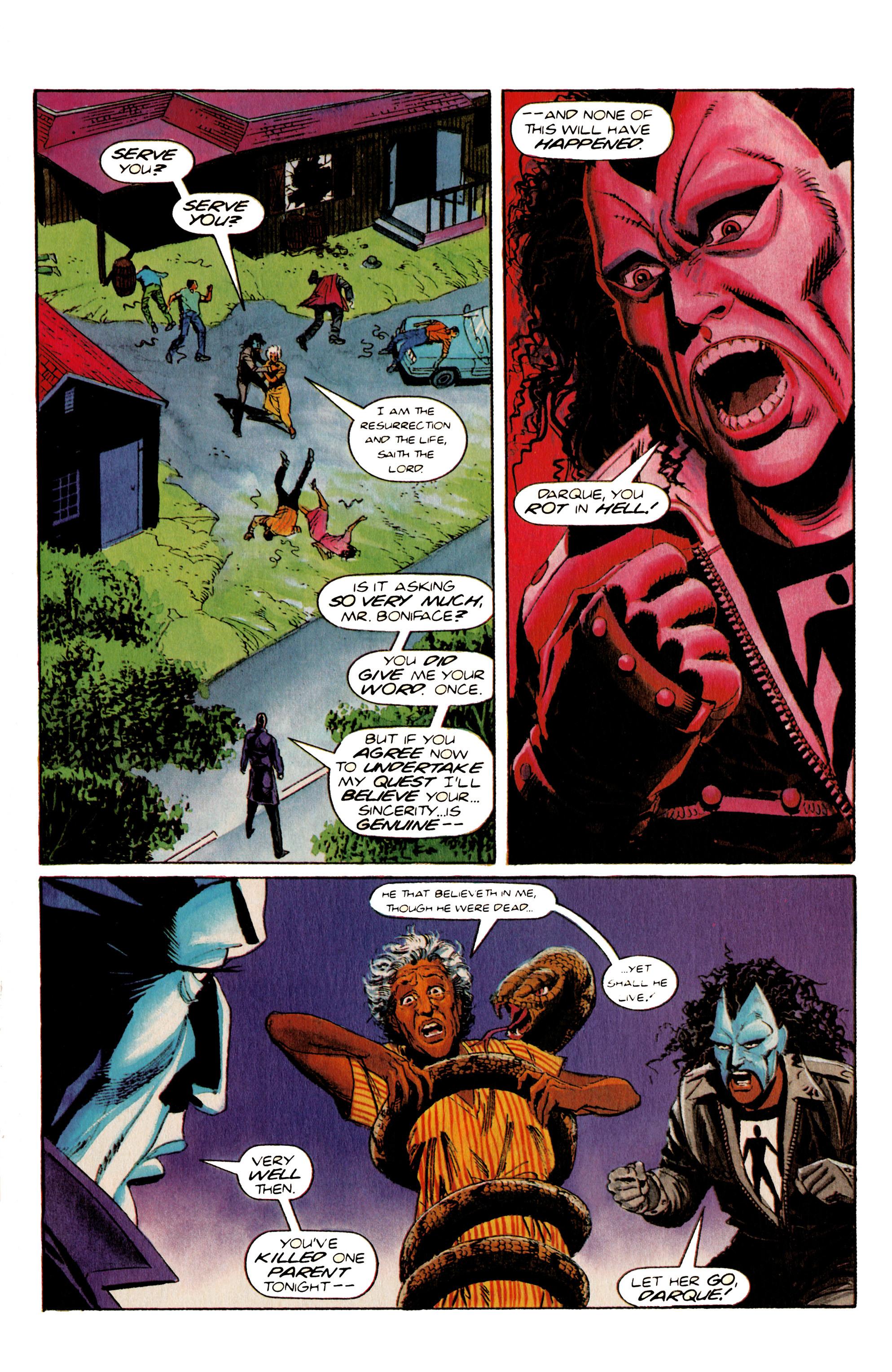 Read online Shadowman (1992) comic -  Issue #20 - 21