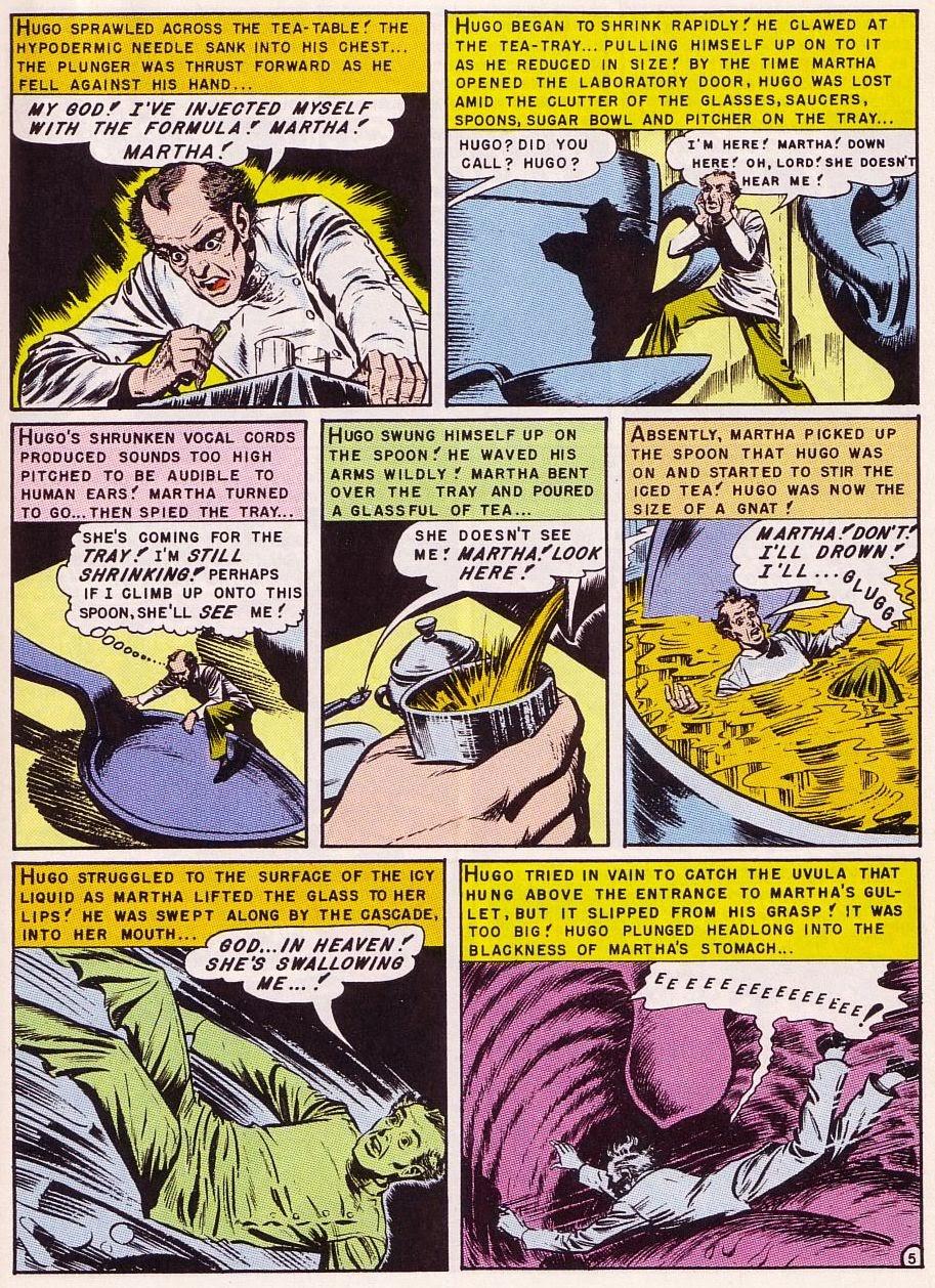 Weird Fantasy (1951) issue 11 - Page 15
