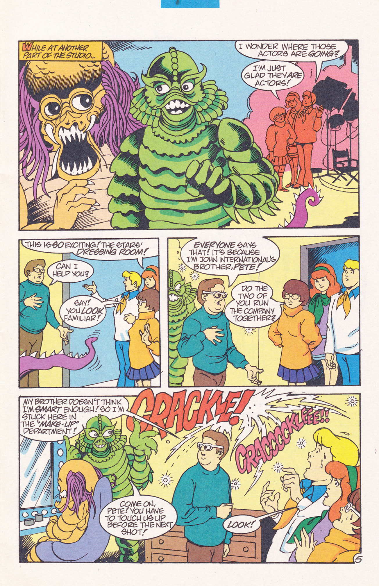 Read online Scooby-Doo (1995) comic -  Issue #19 - 7