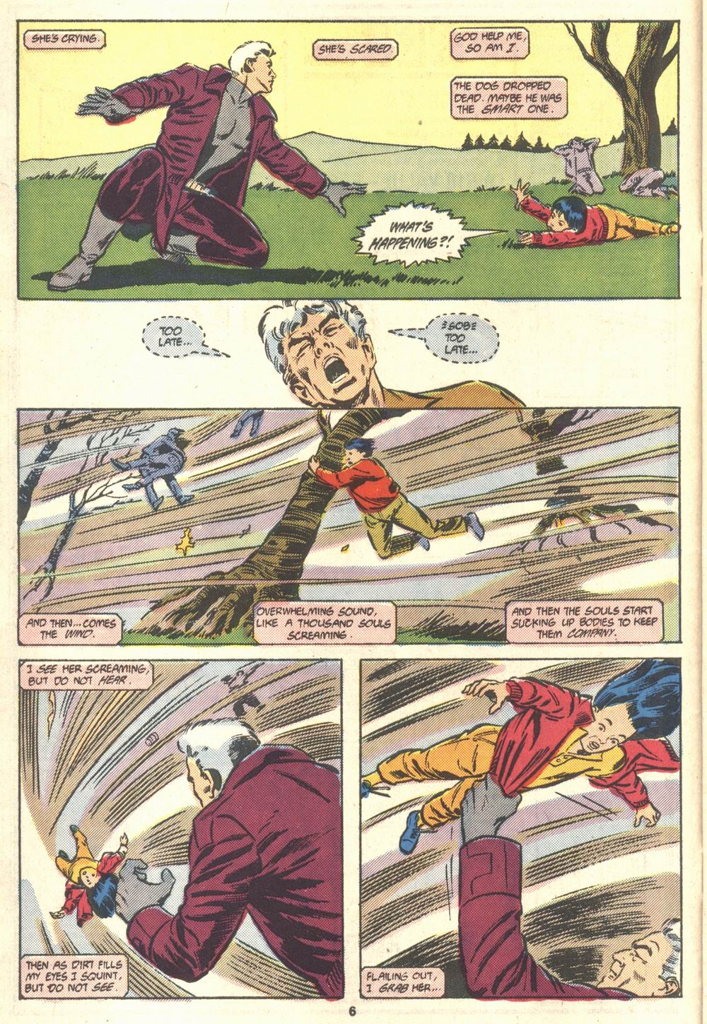 Read online Justice (1986) comic -  Issue #18 - 7