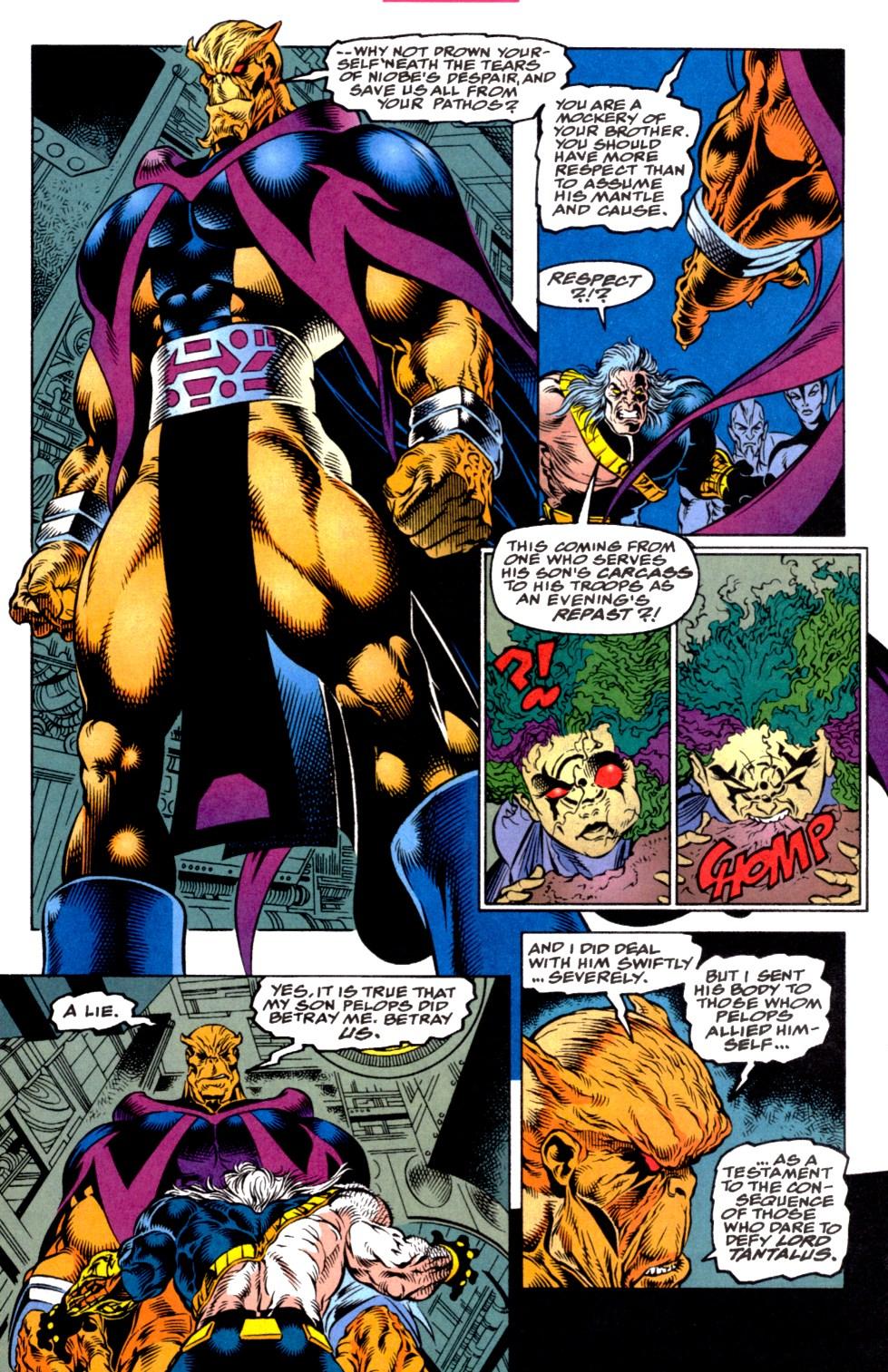 Read online Blackwulf comic -  Issue #2 - 6